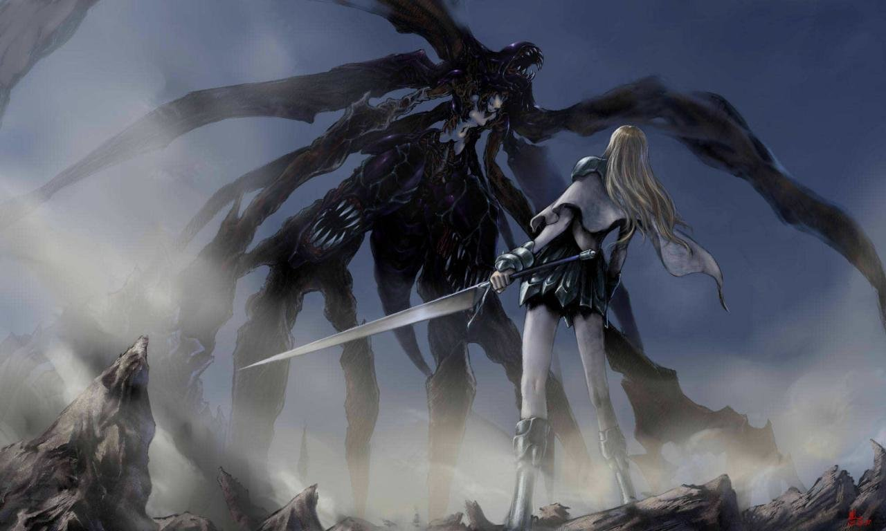 Awesome Claymore free wallpaper ID:351360 for hd 1280x768 desktop