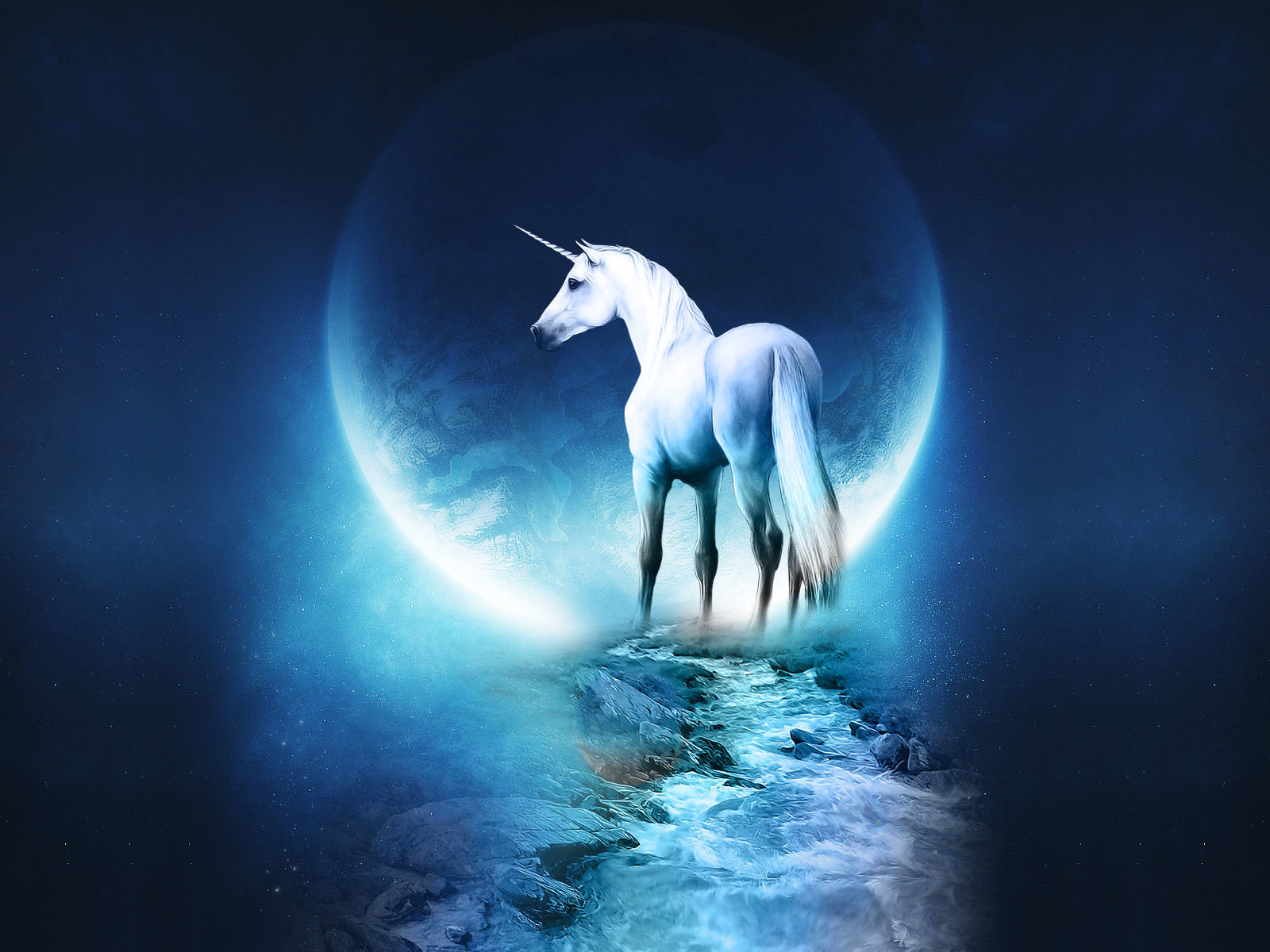 Best Unicorn background ID:408739 for High Resolution hd 1600x1200 desktop