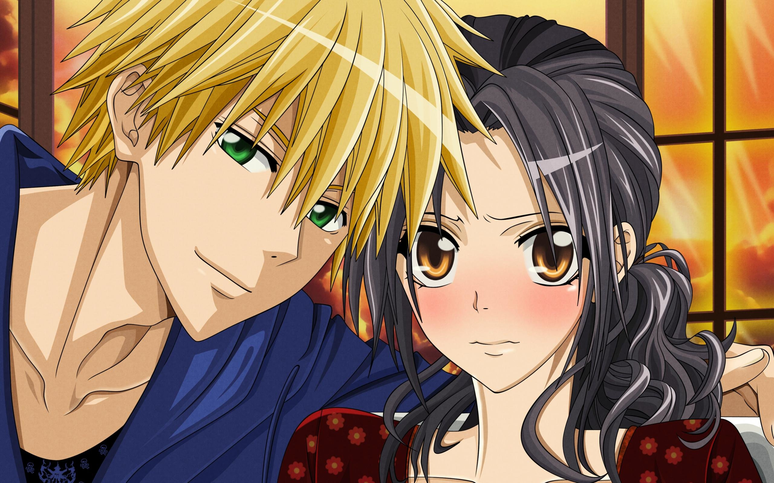 High resolution Maid Sama! hd 2560x1600 background ID:19127 for PC