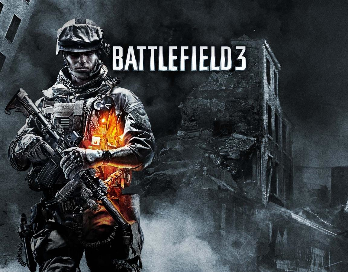 Free Battlefield 3 high quality wallpaper ID:498398 for hd 1152x900 PC