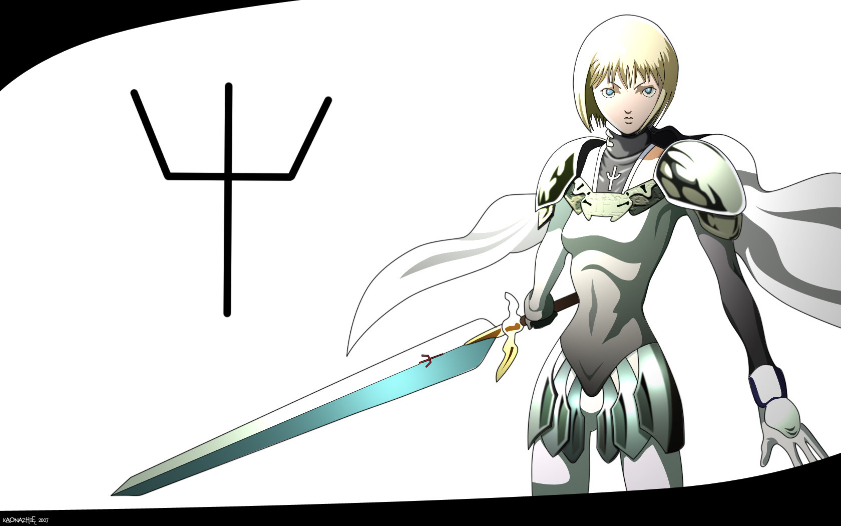 Free Claymore high quality background ID:351287 for hd 1680x1050 desktop