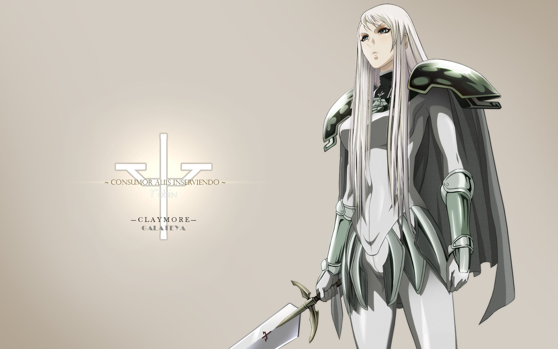 Download hd 1920x1200 Claymore desktop background ID:351326 for free