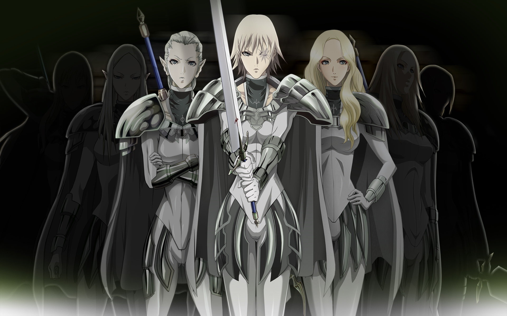Awesome Claymore free wallpaper ID:351357 for hd 1920x1200 PC
