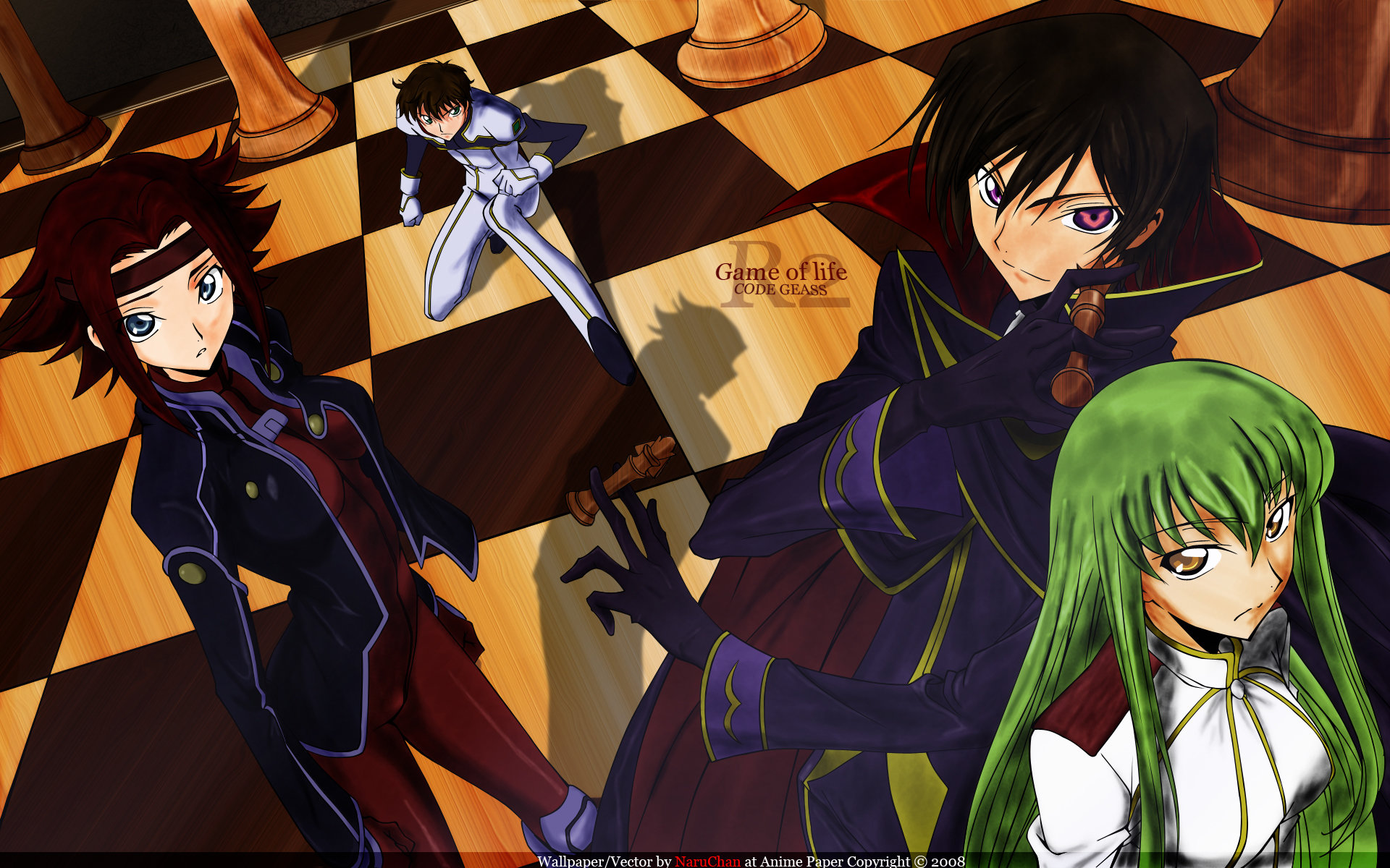 Awesome Code Geass free wallpaper ID:43657 for hd 1920x1200 PC