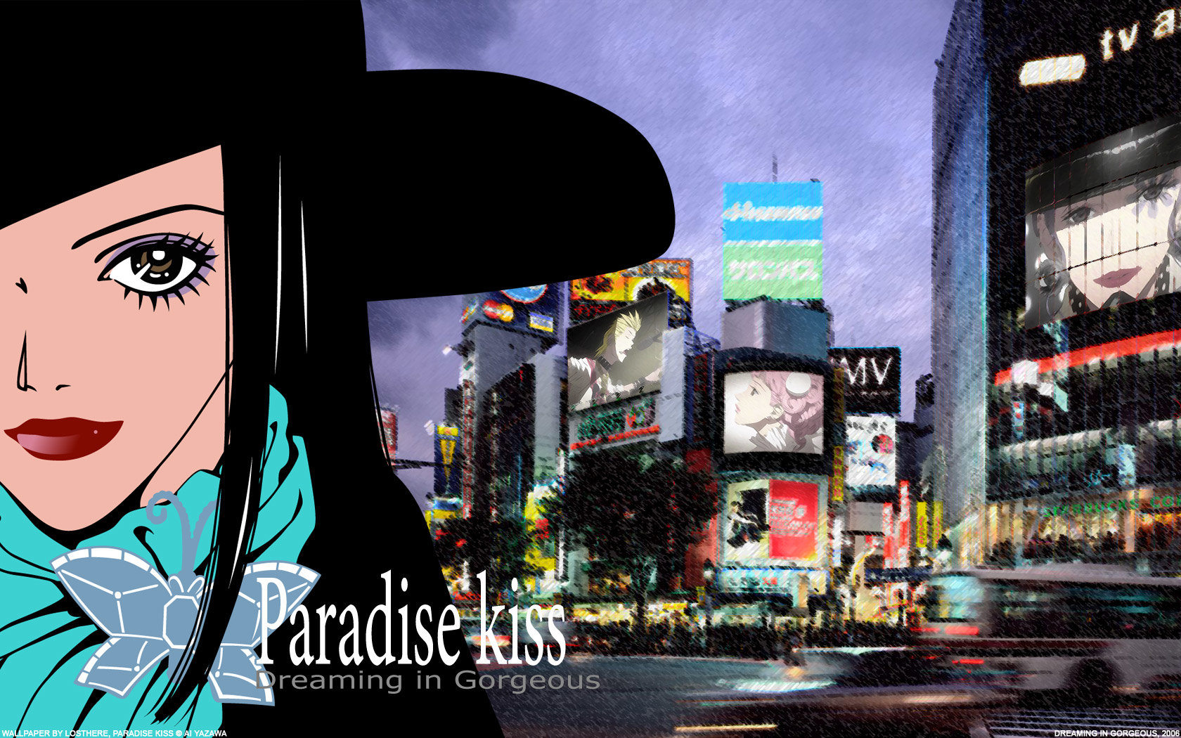 High resolution Paradise Kiss hd 1680x1050 background ID:162314 for PC