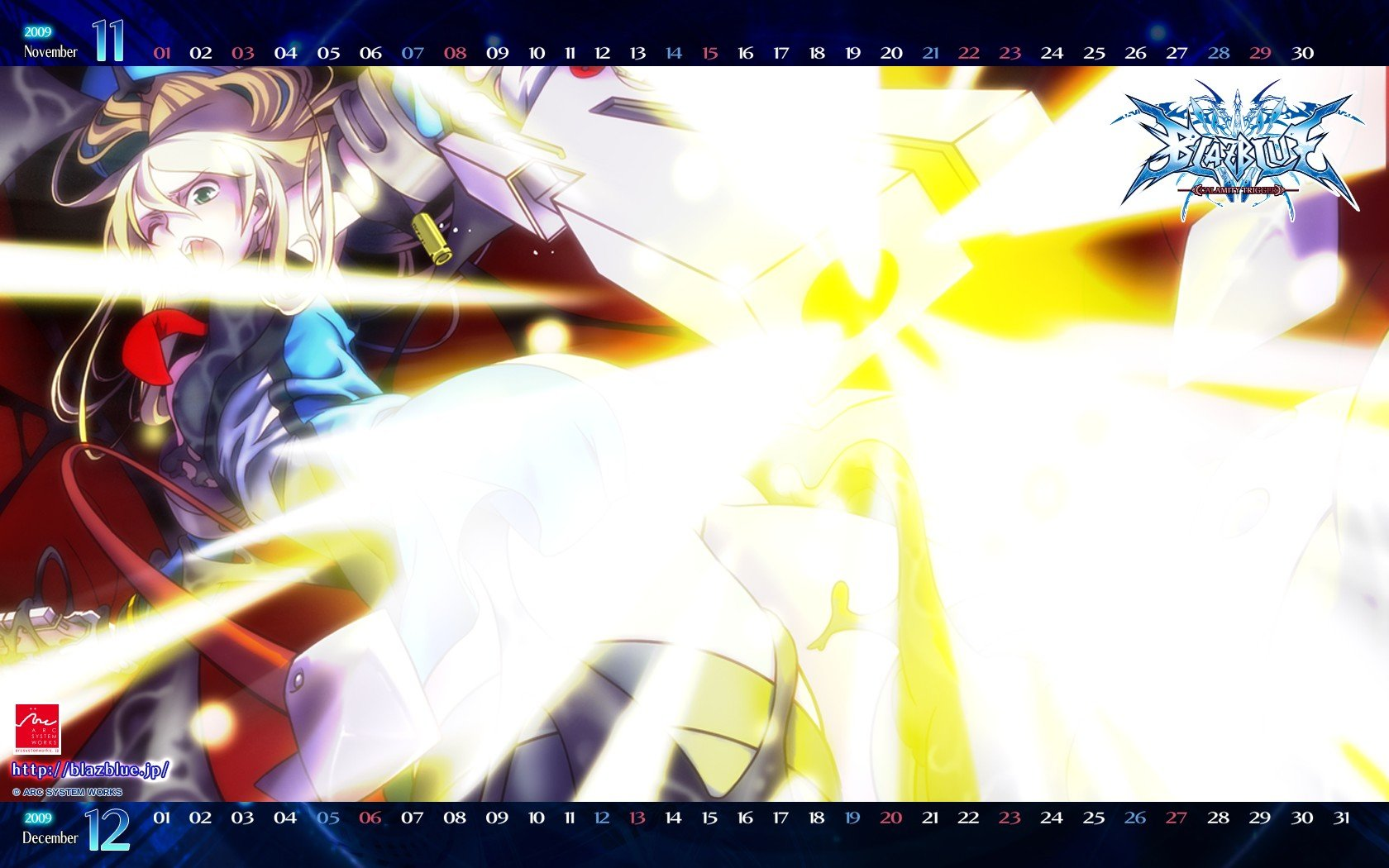 High resolution Blazblue hd 1680x1050 wallpaper ID:75245 for computer
