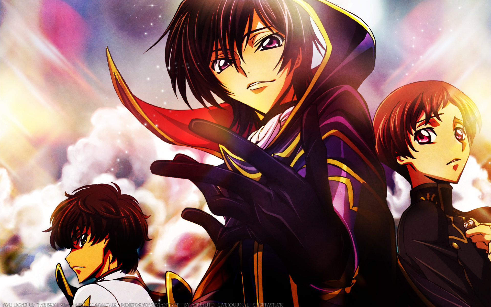 Awesome Code Geass free wallpaper ID:44064 for hd 1920x1200 desktop