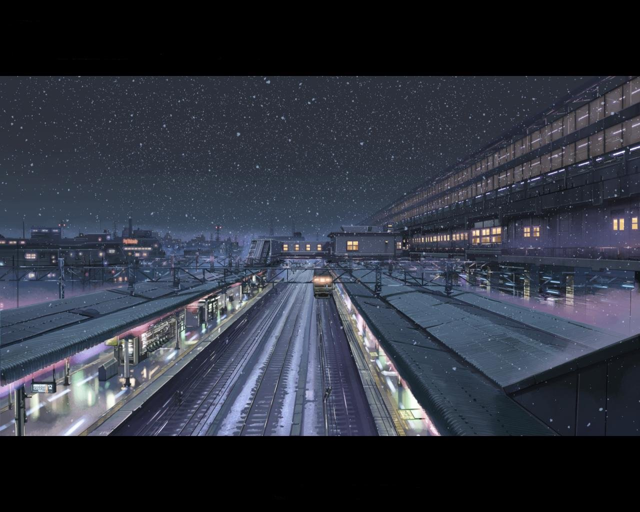Free download 5 (cm) Centimeters Per Second wallpaper ID:90028 hd 1280x1024 for PC
