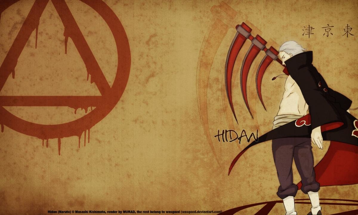 Free Hidan (Naruto) high quality background ID:395104 for hd 1200x720 computer