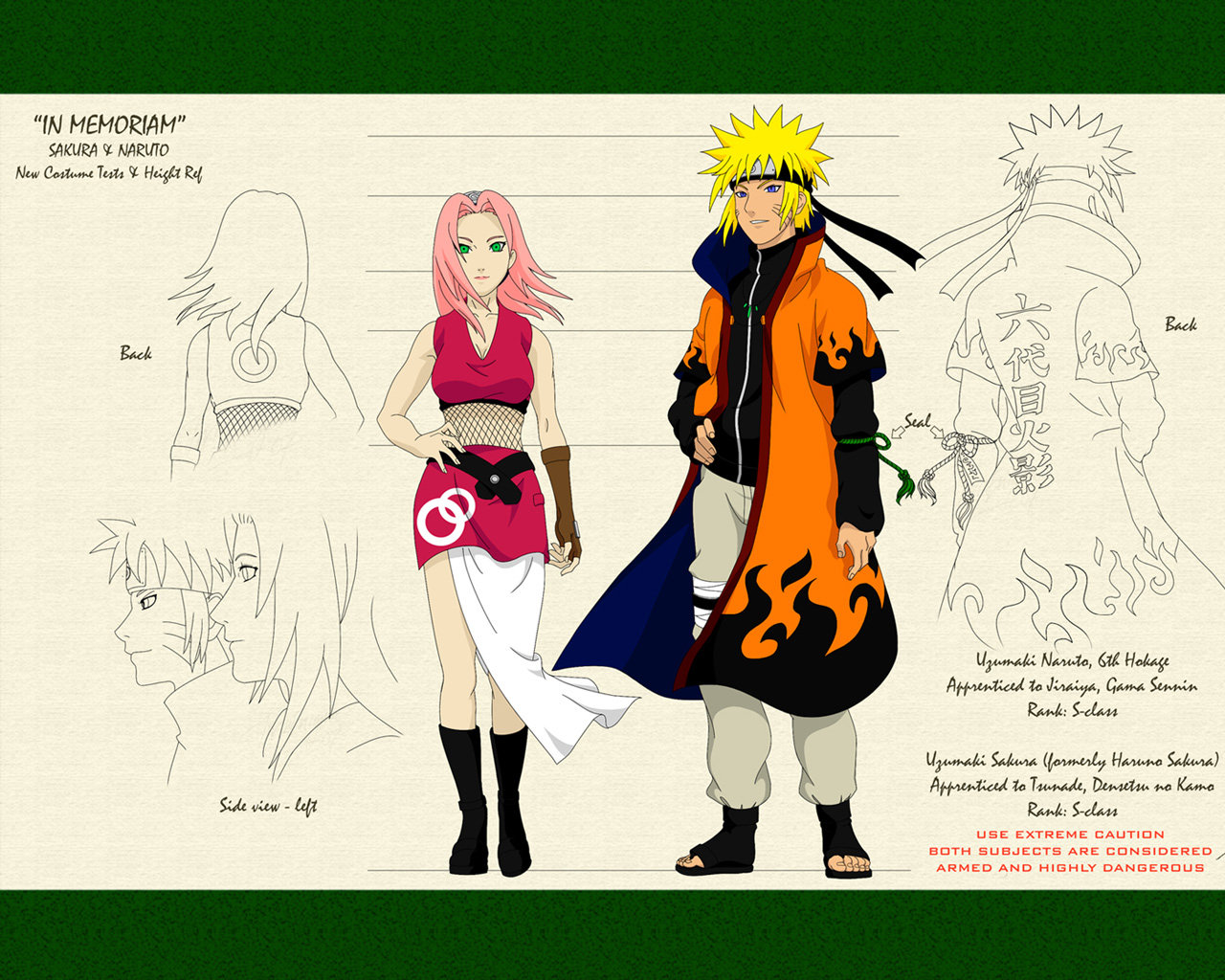 Download hd 1280x1024 Naruto PC wallpaper ID:396347 for free