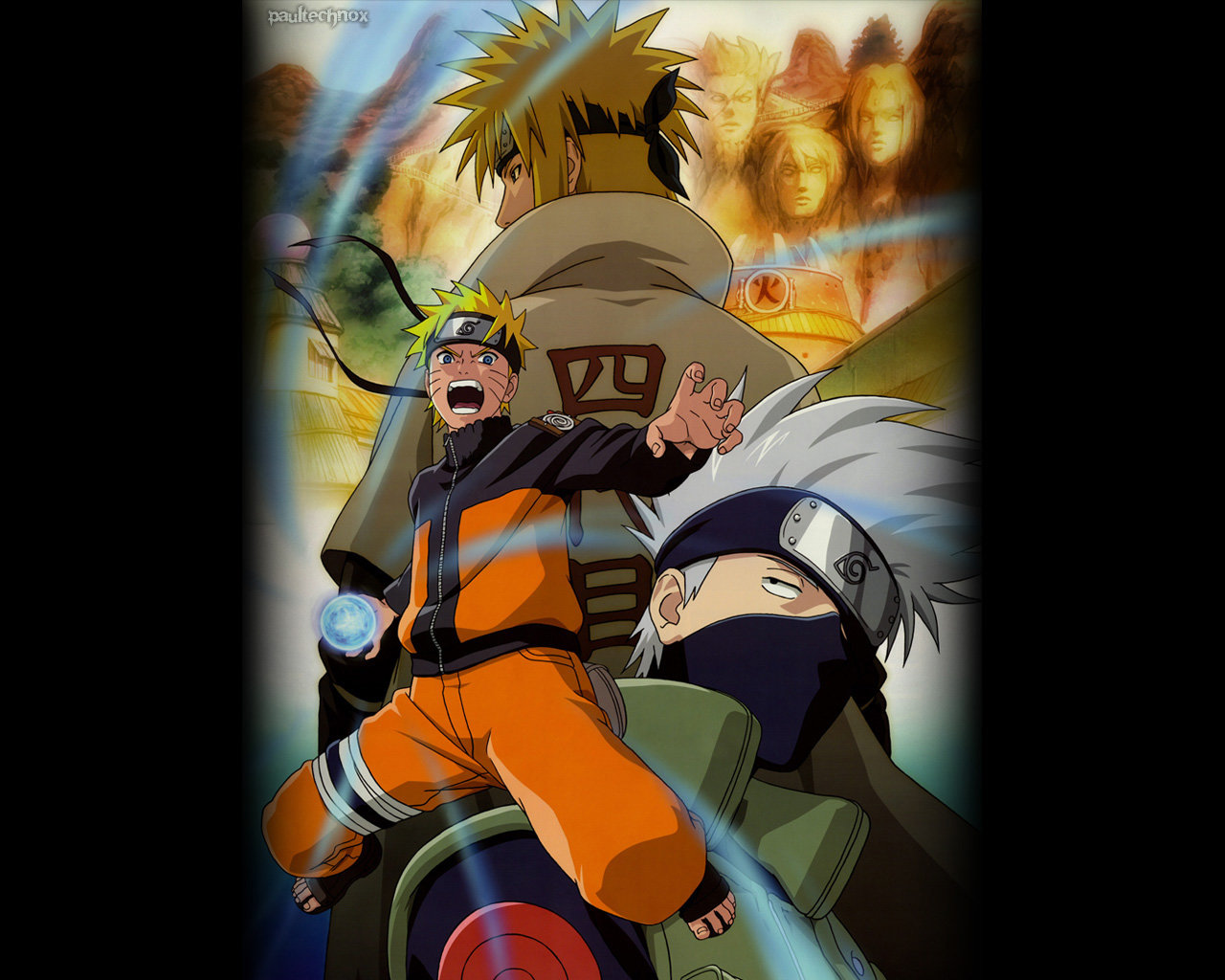 Awesome Naruto free wallpaper ID:396464 for hd 1280x1024 computer