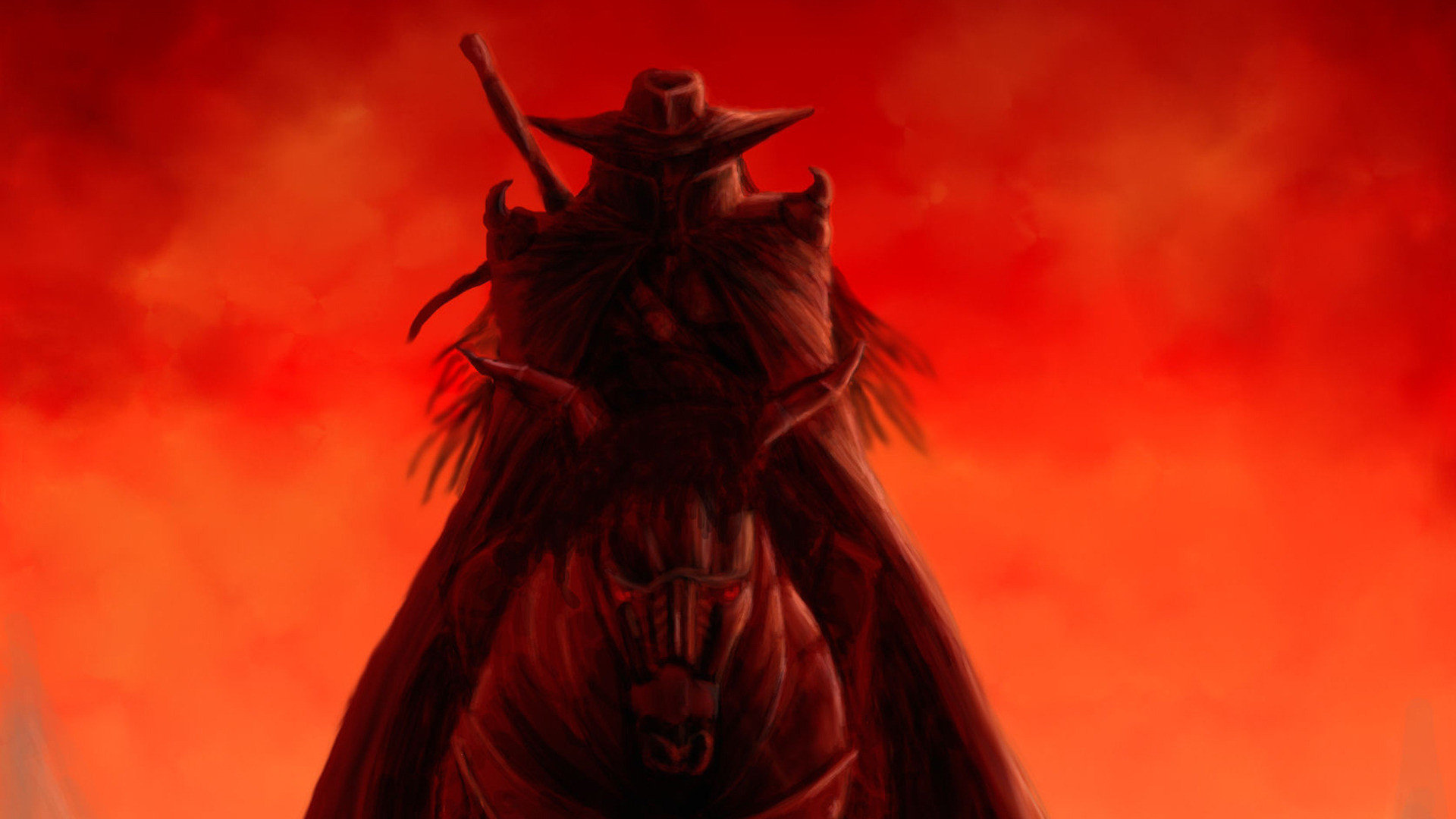 Free download Vampire Hunter D background ID:451007 full hd 1920x1080 for computer