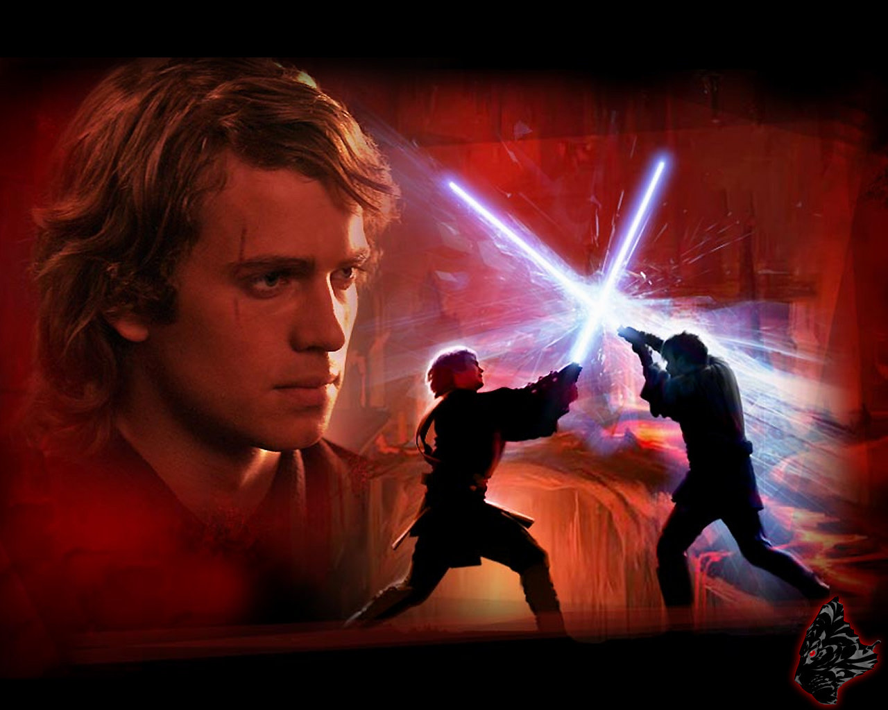 Star Wars Anakin Skywalker Wallpaper: Anakin Skywalker Wallpapers HD For Desktop Backgrounds