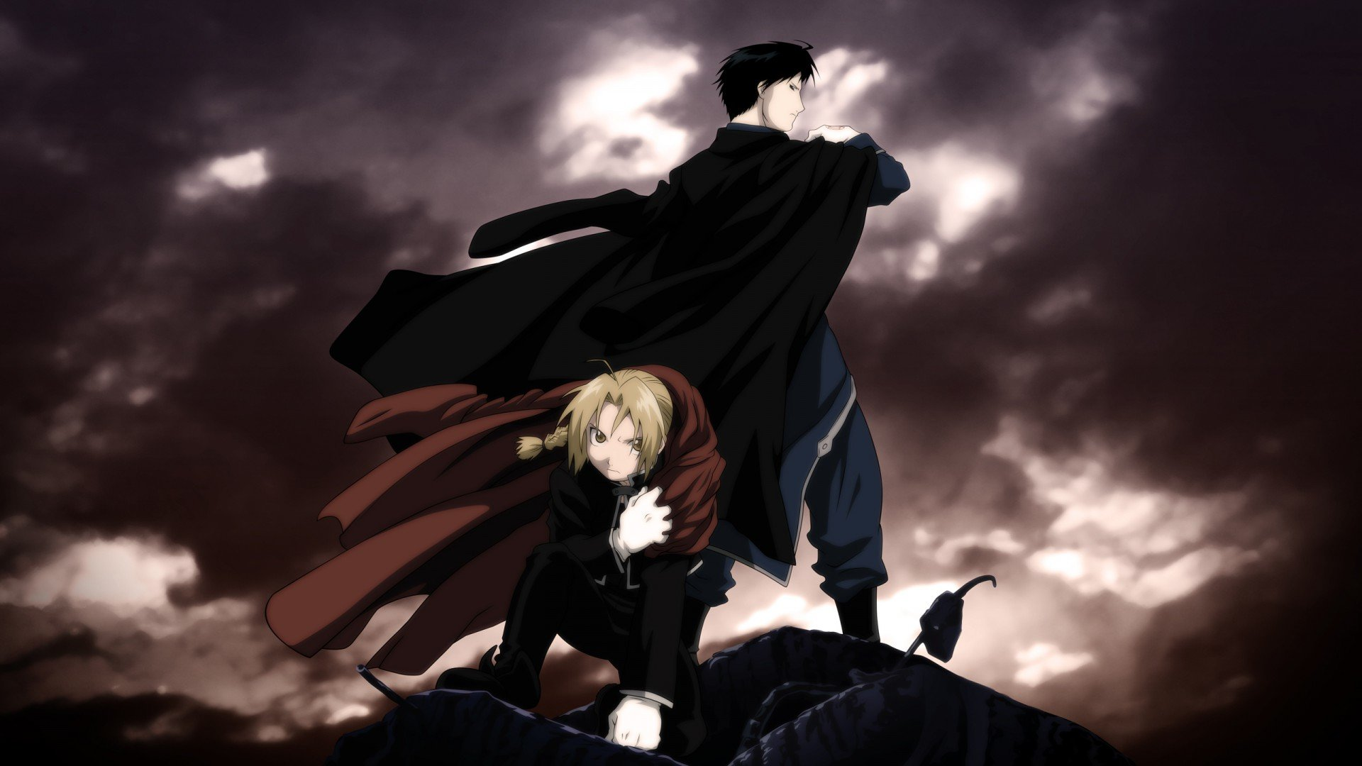 Best FullMetal Alchemist (FMA) background ID:311121 for High Resolution 1080p PC