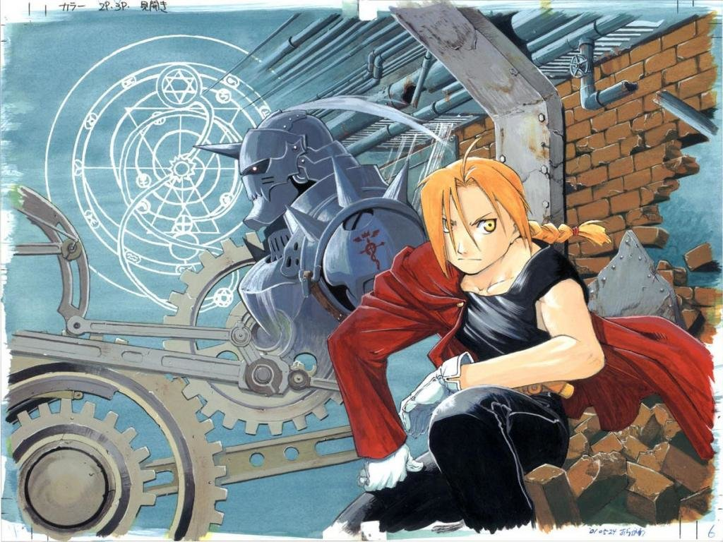 Free FullMetal Alchemist (FMA) high quality background ID:310792 for hd 1024x768 computer