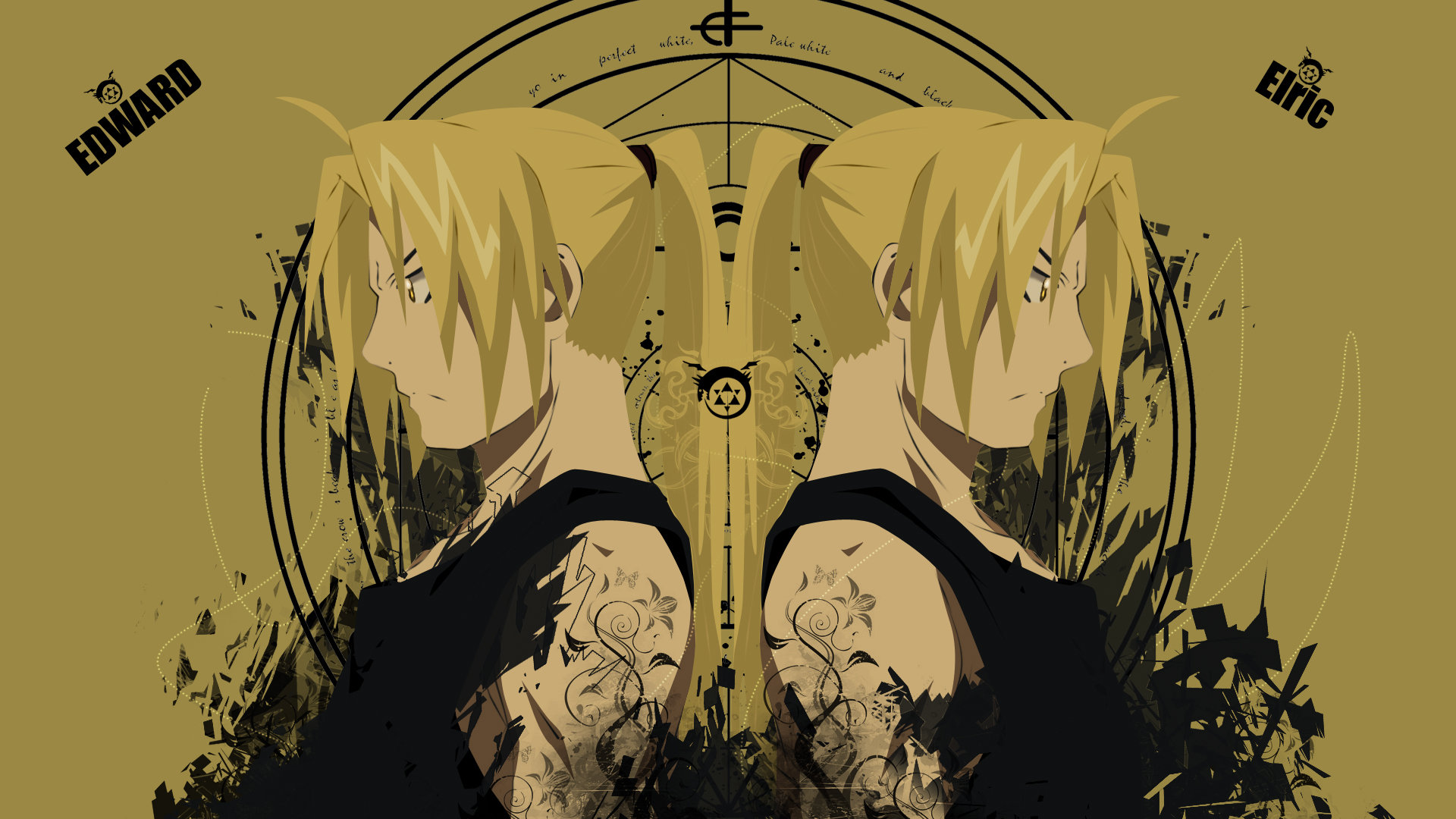 Free download FullMetal Alchemist (FMA) wallpaper ID:310997 full hd 1080p for desktop
