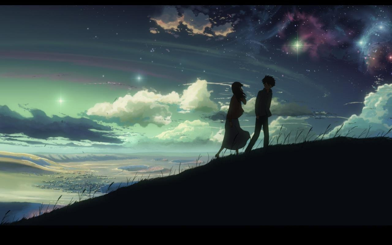 Awesome 5 (cm) Centimeters Per Second free wallpaper ID:90091 for hd 1280x800 PC