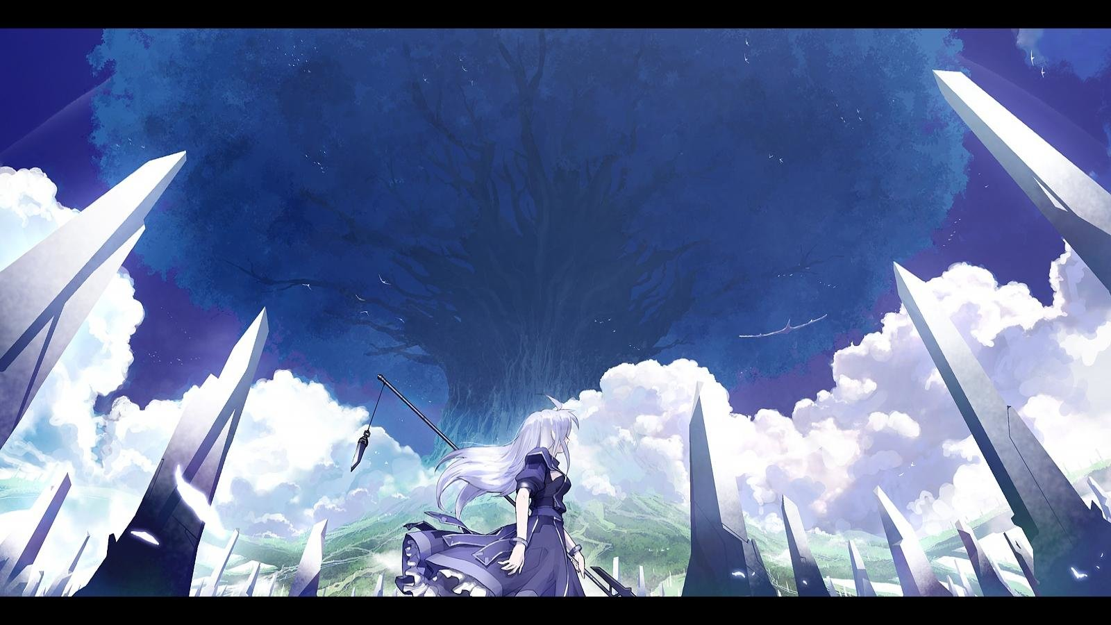 Best Cool Anime background ID:364861 for High Resolution hd 1600x900 PC