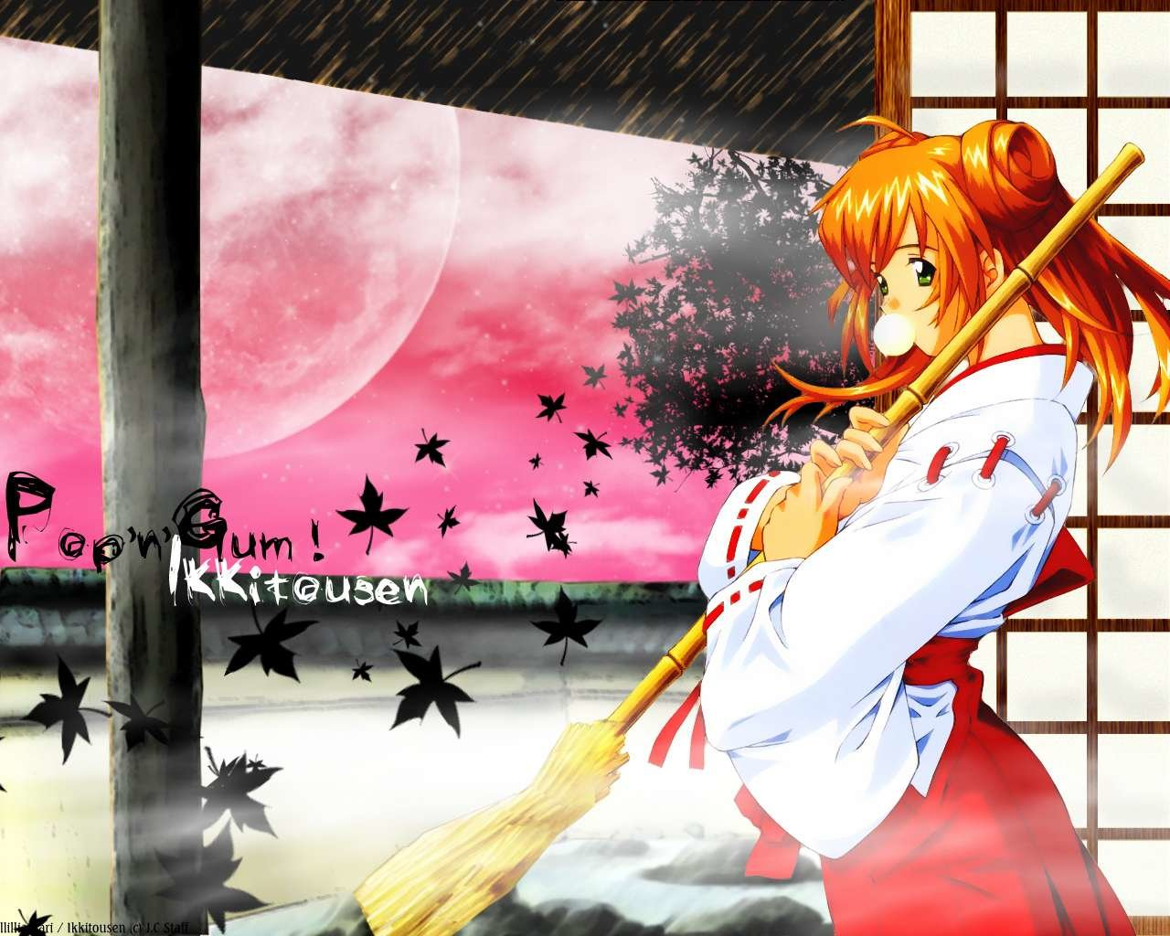Free download Ikki Tousen background ID:126217 hd 1280x1024 for computer