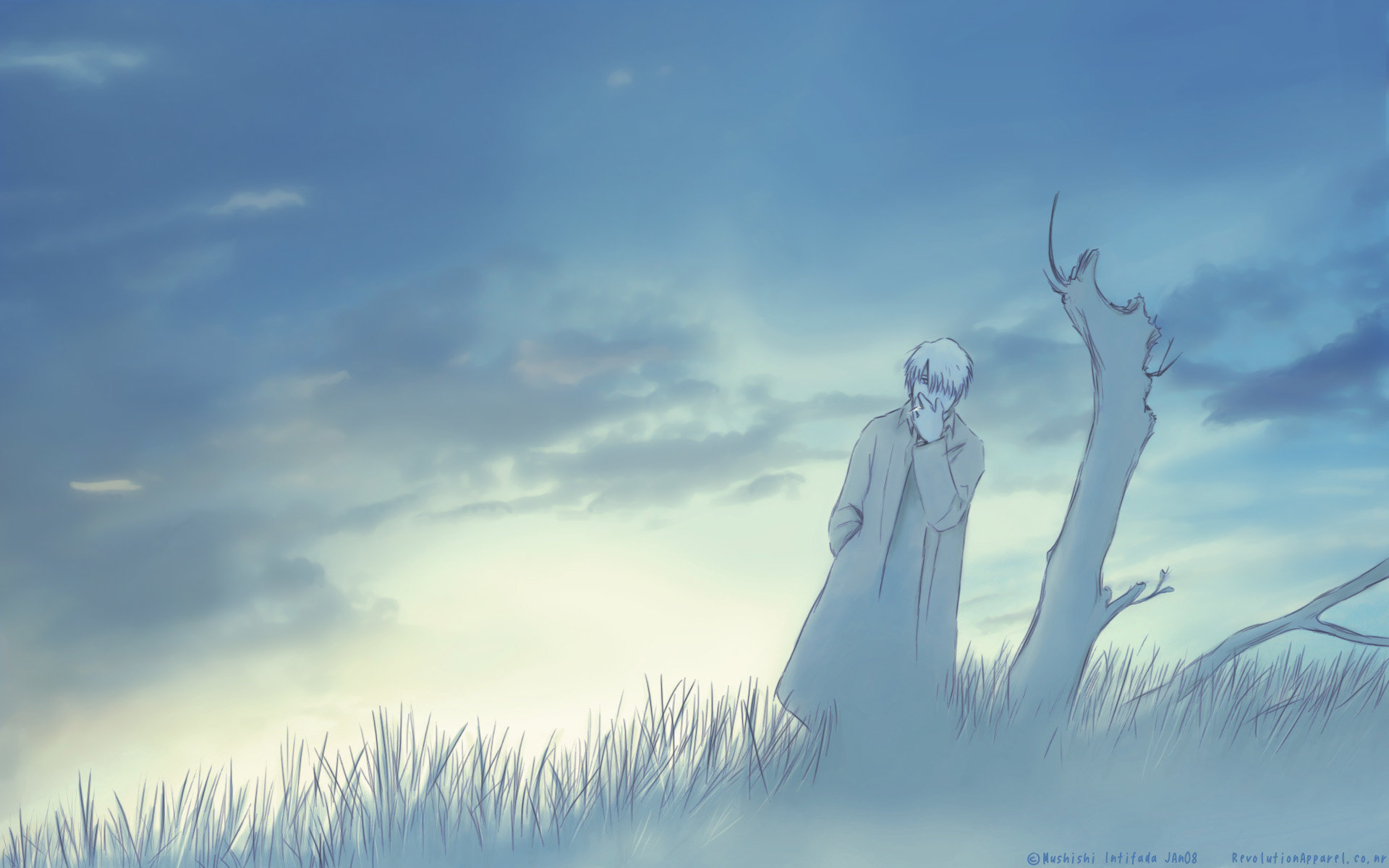 Awesome Mushishi free background ID:457669 for hd 1920x1200 PC