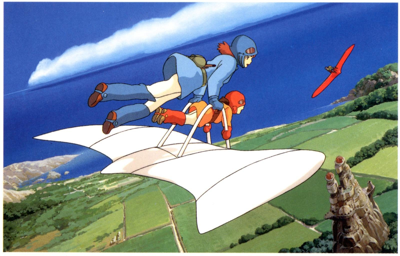 Free Nausicaa Of The Valley Of The Wind high quality wallpaper ID:315397 for hd 1600x1024 computer