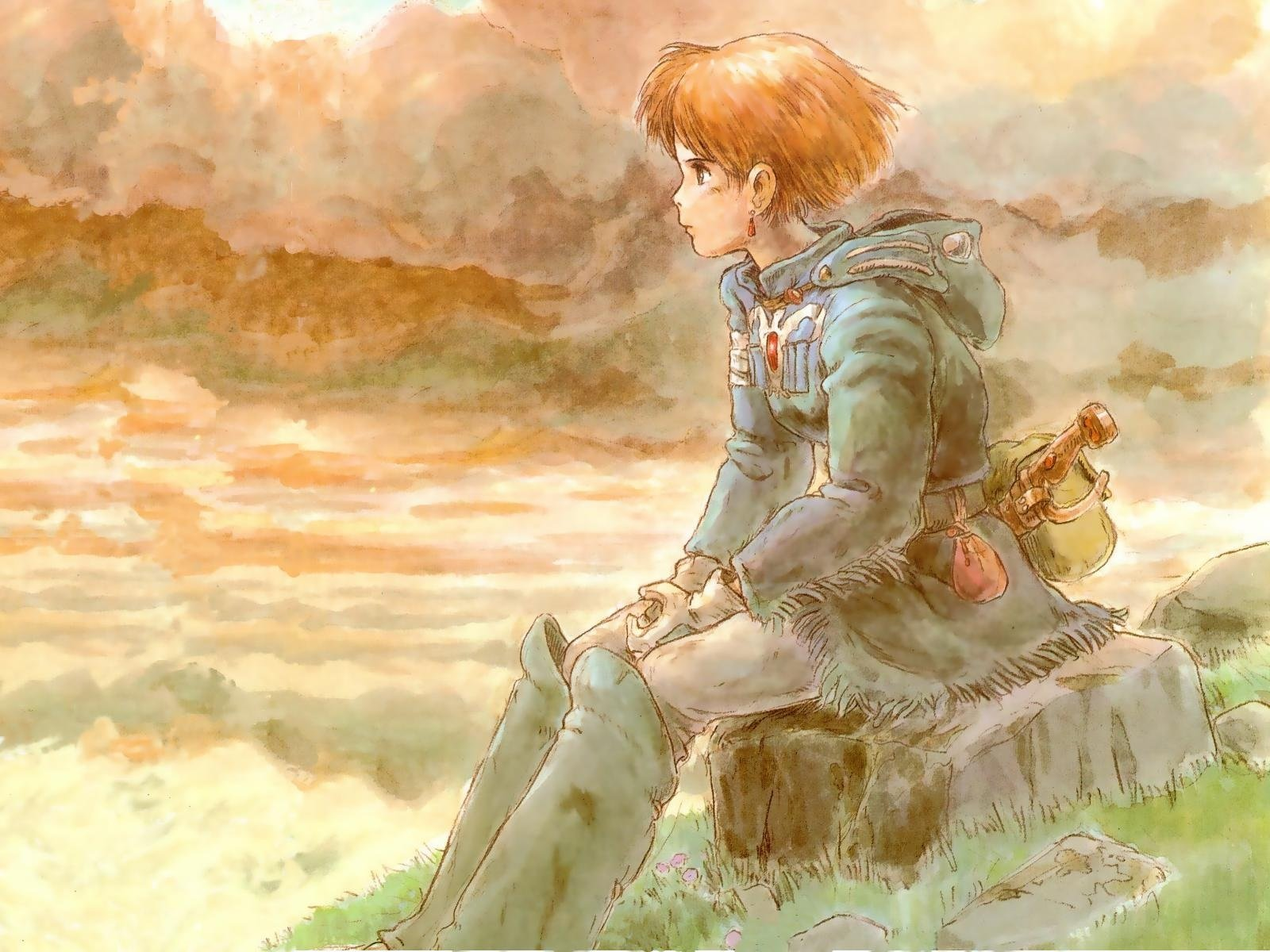 Free download Nausicaa Of The Valley Of The Wind wallpaper ID:315383 hd 1600x1200 for PC