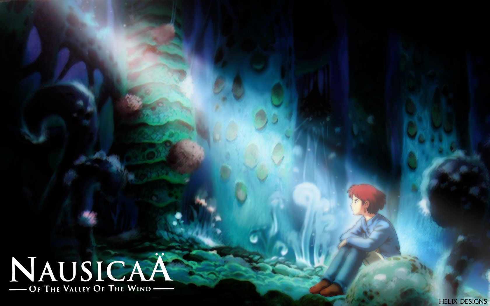 High resolution Nausicaa Of The Valley Of The Wind hd 1680x1050 wallpaper ID:315405 for desktop
