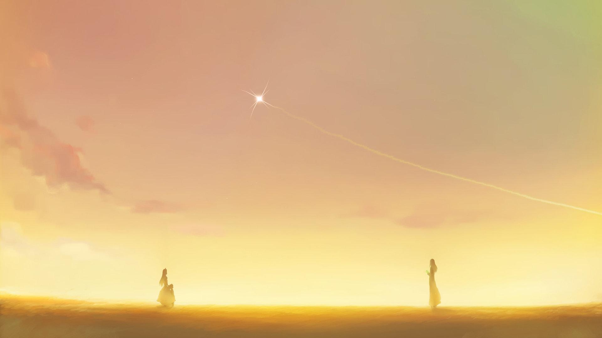 Free download Scenery anime wallpaper ...