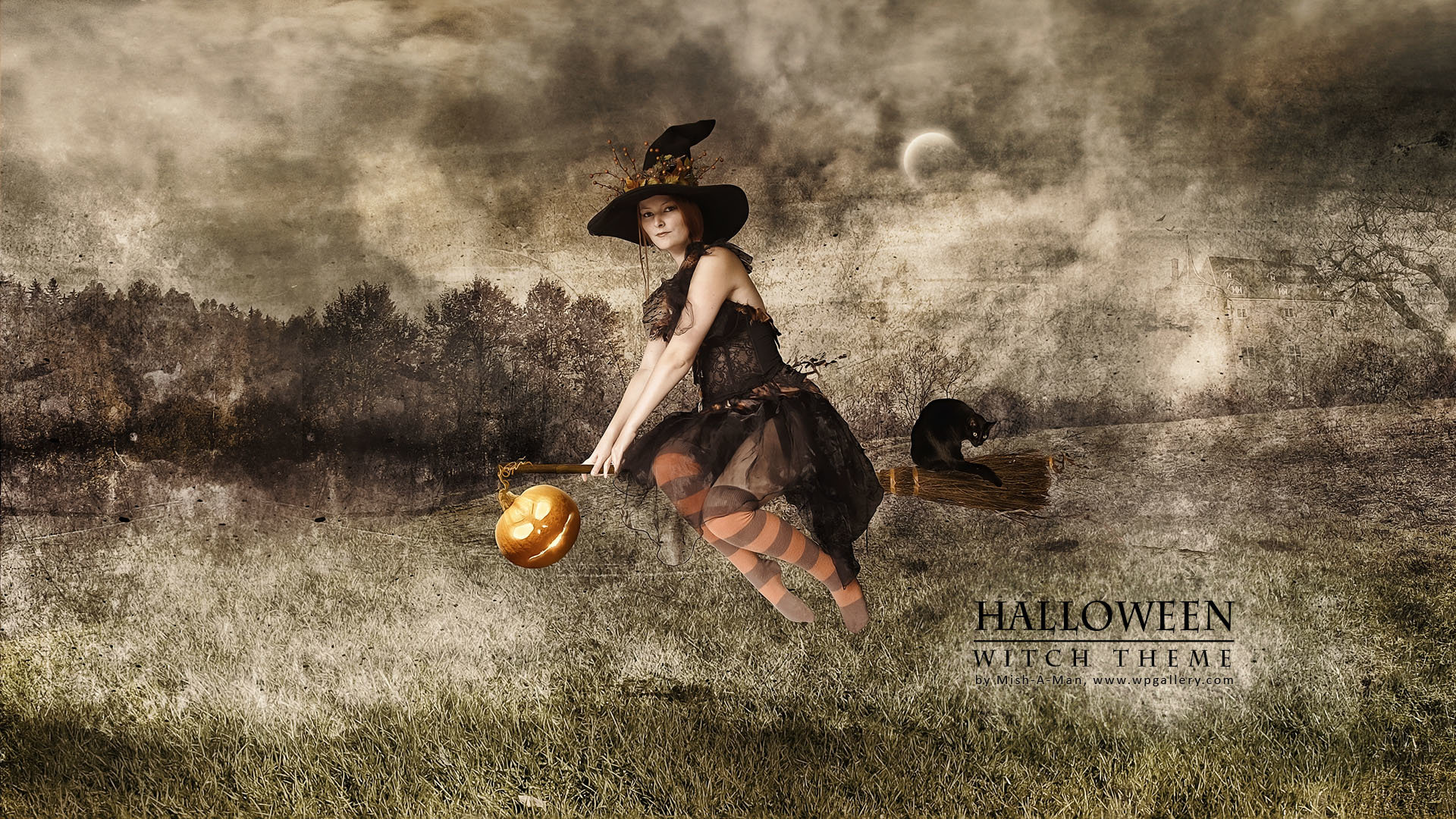 Awesome Witch free background ID:410494 for hd 1920x1080 desktop