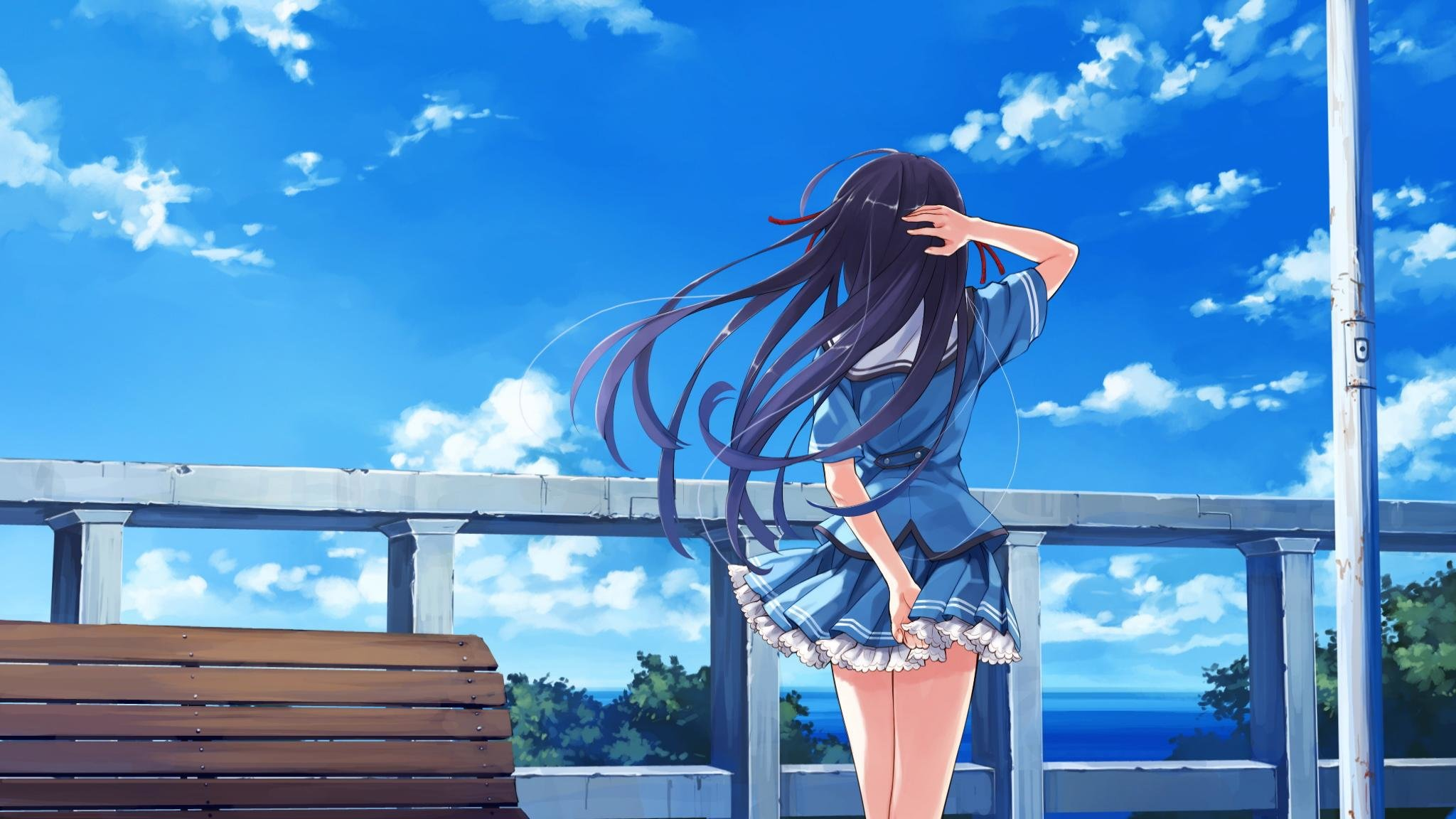 free cool anime high quality background id 365381 for hd 2048x1152
