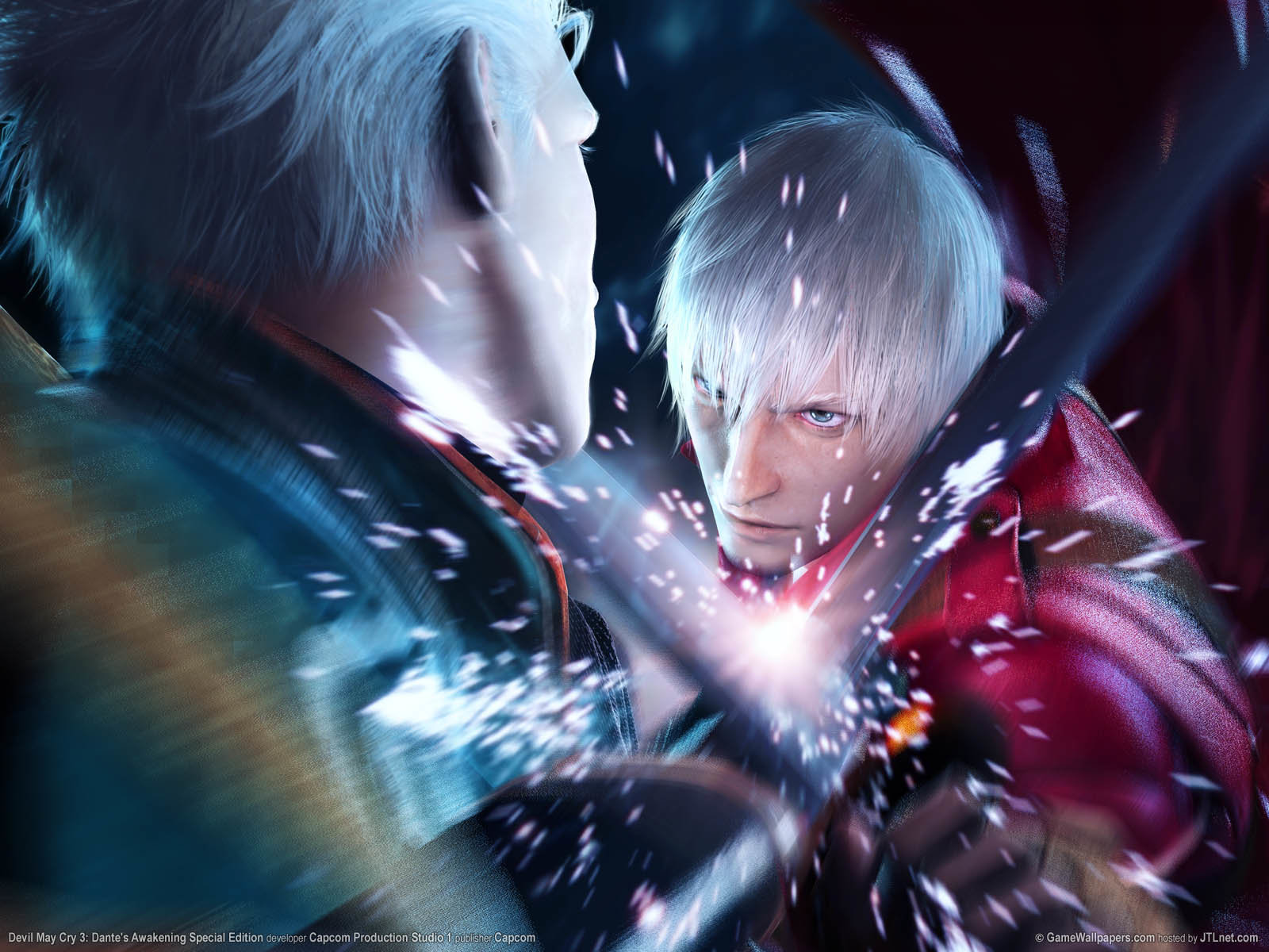 Dante Devil May Cry Wallpapers Hd For Desktop Backgrounds