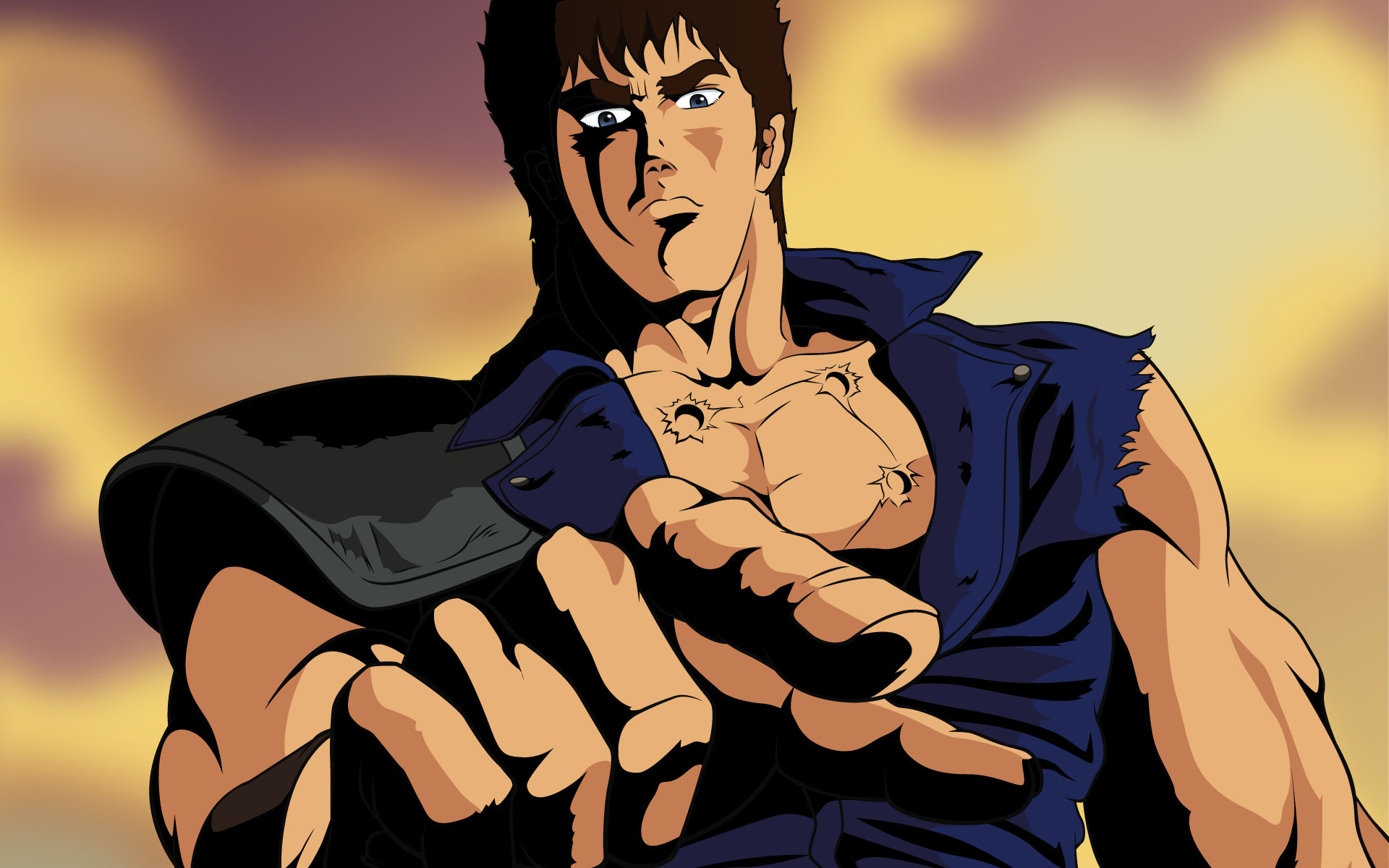 Fist Of The North Star Wallpapers Hd For Desktop Backgrounds
