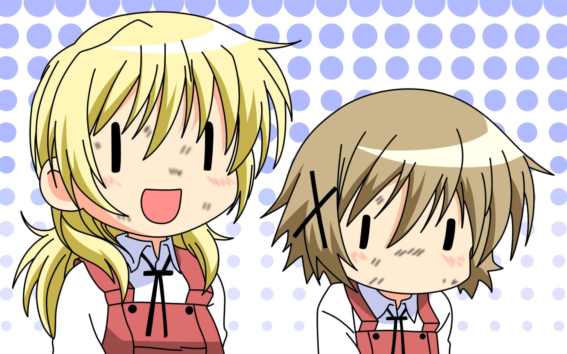 Free download Hidamari Sketch background ID:135805 hd 1920x1200 for desktop