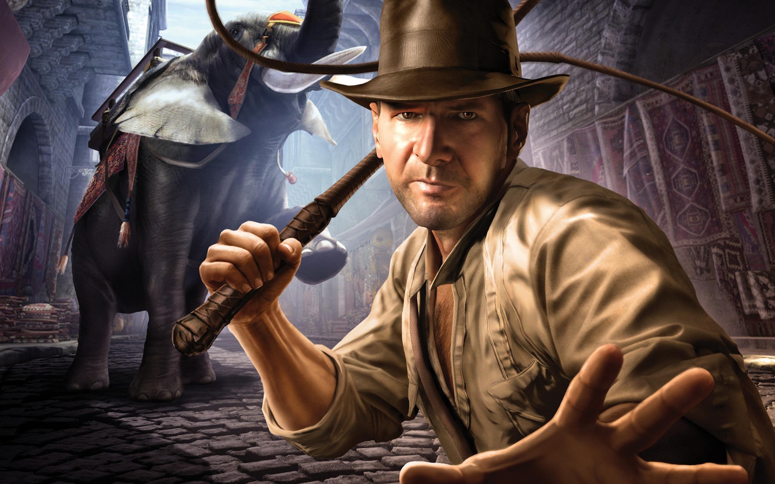 Download Hd 2560x1600 Indiana Jones Desktop Background ID282989 For Free