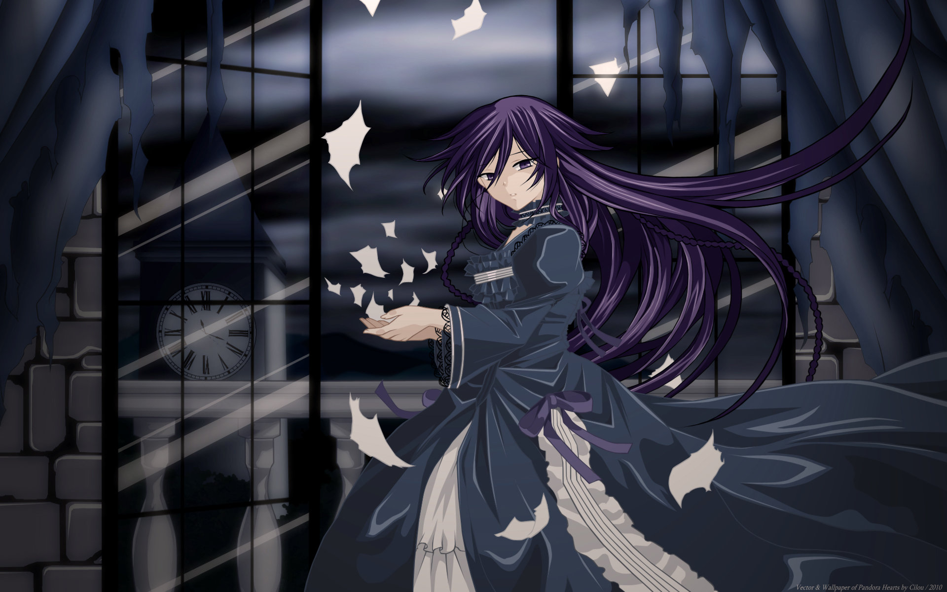 Awesome Pandora Hearts free background ID:48975 for hd 1920x1200 computer