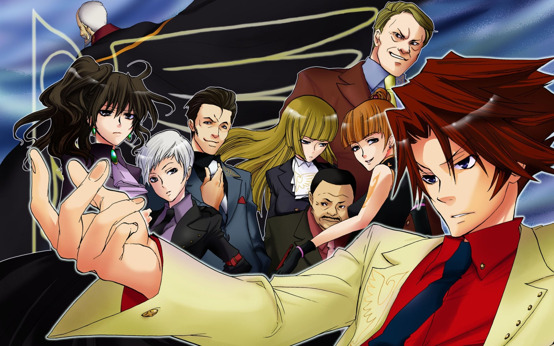 Free Umineko (no naku koro ni) high quality background ID:27140 for hd 1920x1200 PC