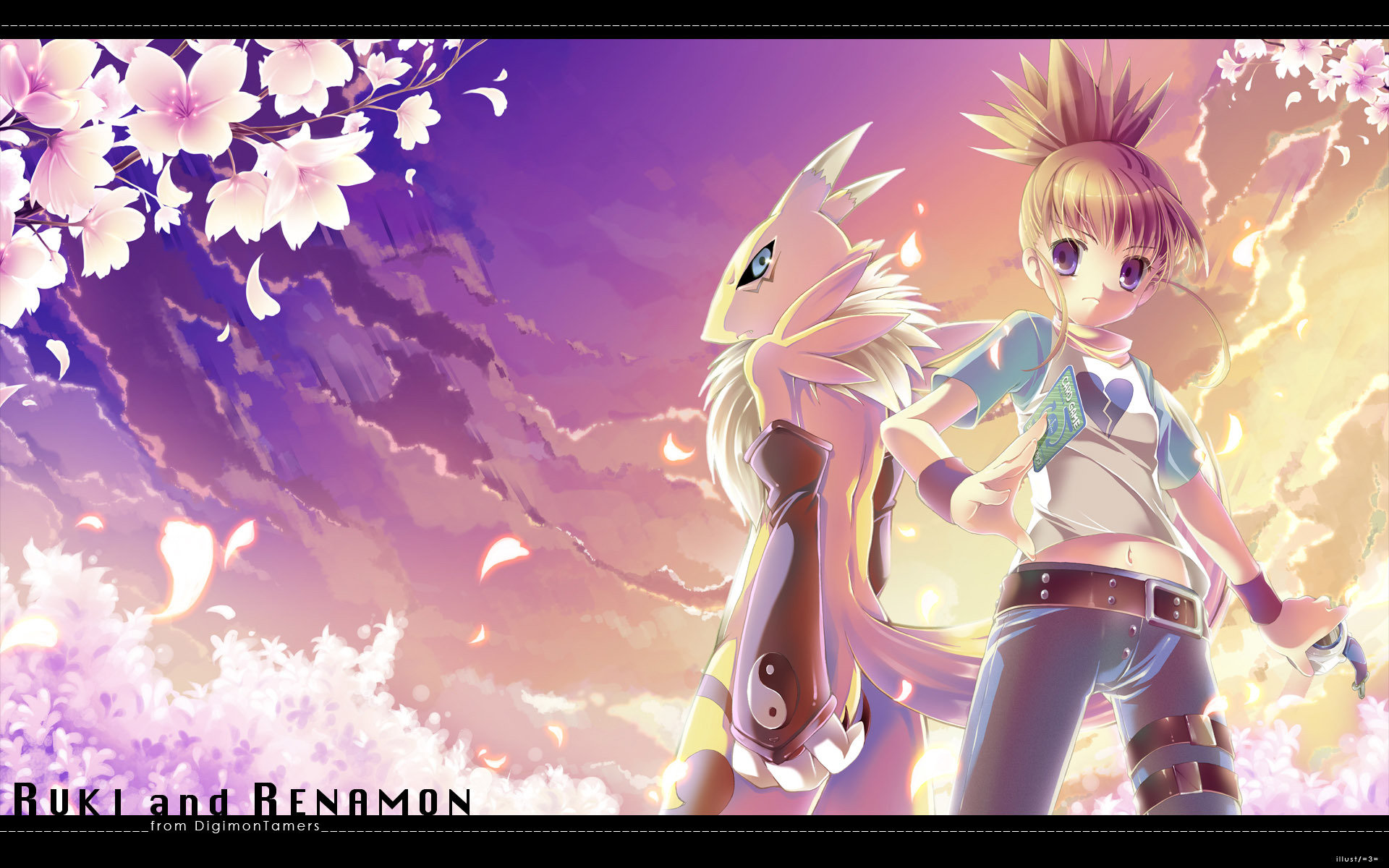 Awesome Digimon free wallpaper ID:380213 for hd 1920x1200 computer
