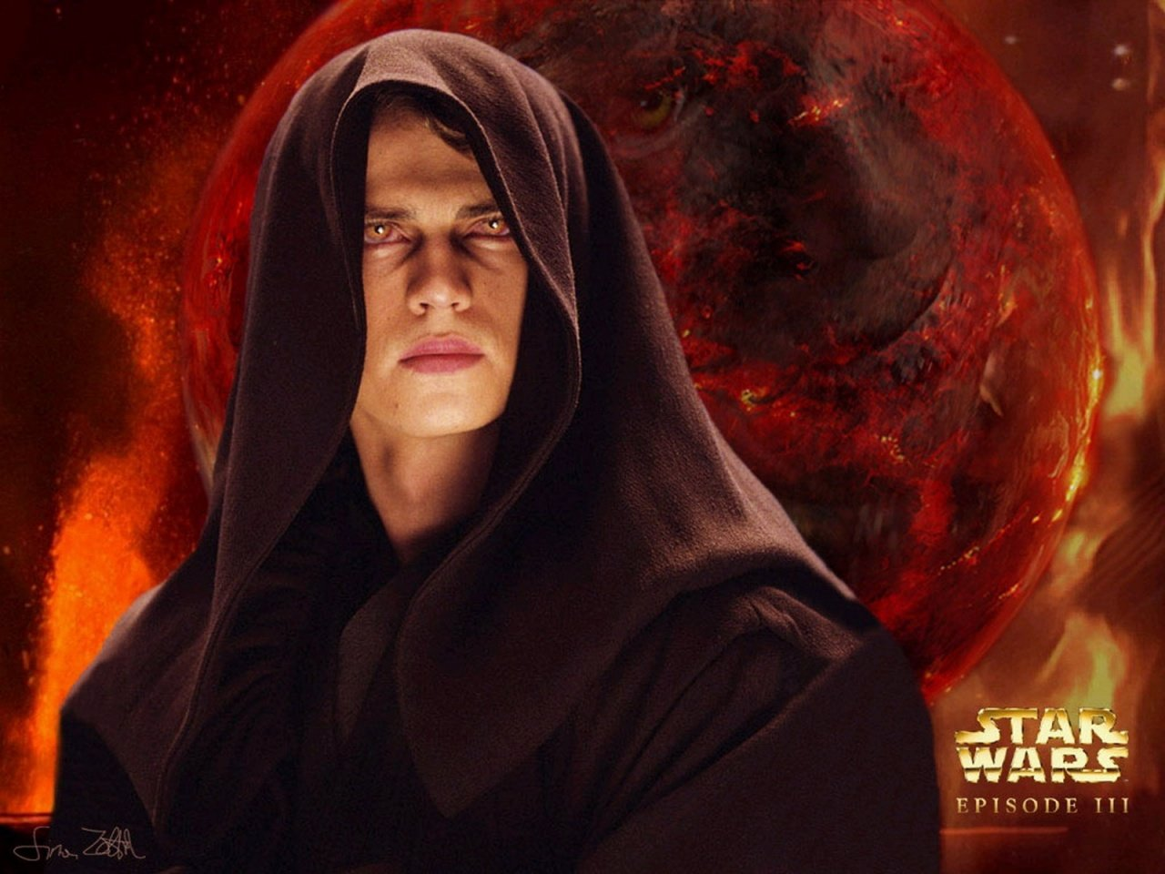 Star Wars Episode 3 Iii Revenge Of The Sith Wallpapers Hd For