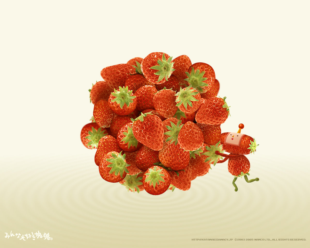 Awesome Strawberry free wallpaper ID:90723 for hd 1280x1024 desktop