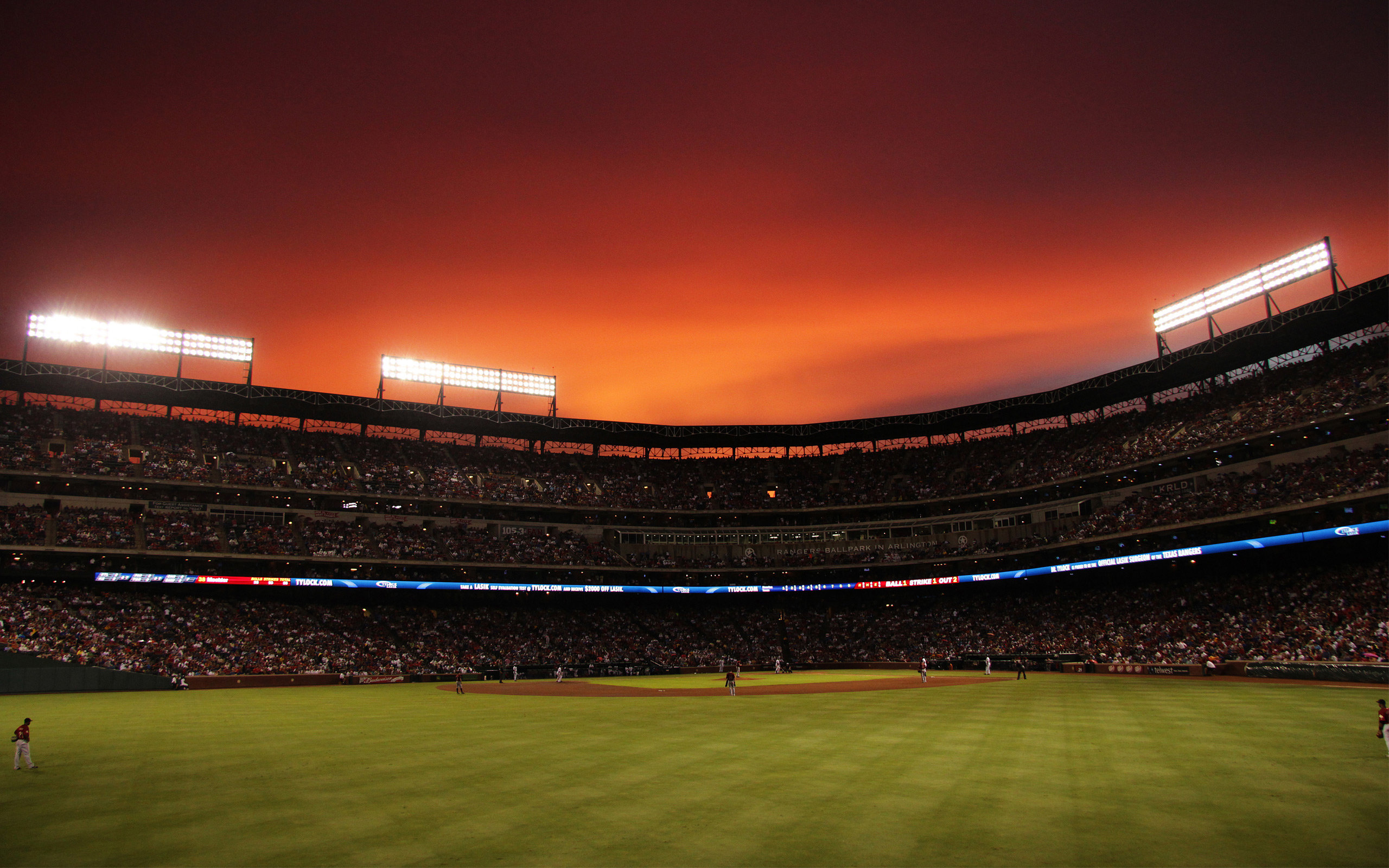 Awesome Texas Rangers free wallpaper ID:340701 for hd 2560x1600 PC