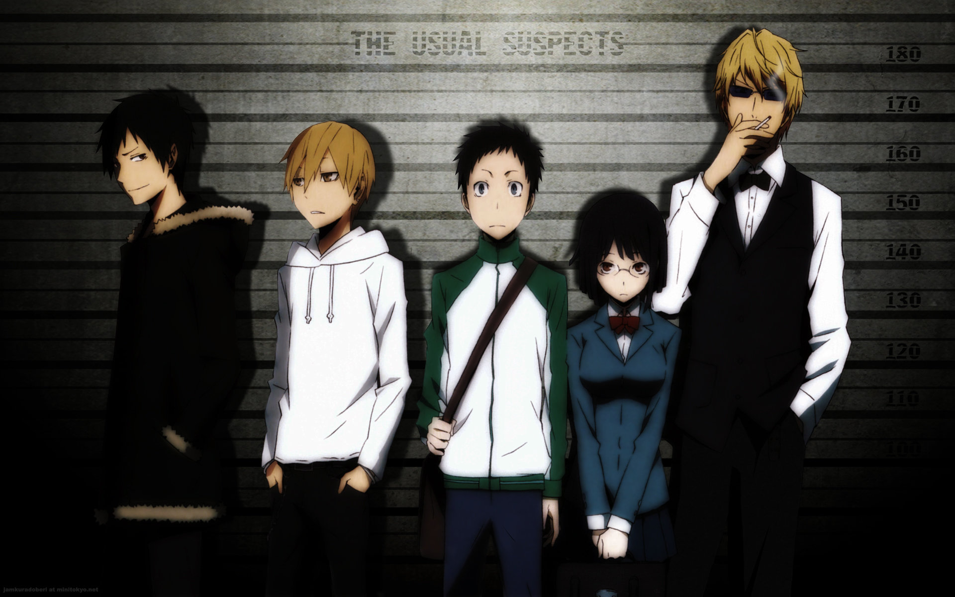 Best Durarara background ID:321266 for High Resolution hd 1920x1200 computer