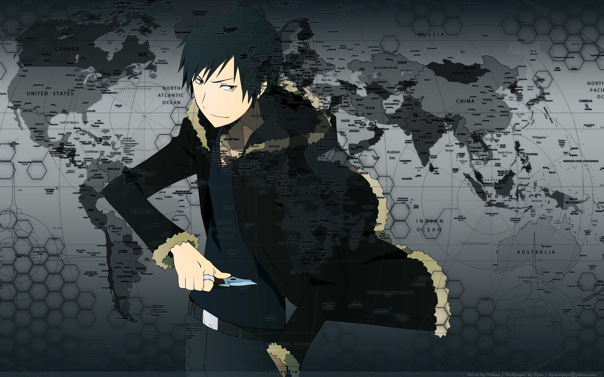 Awesome Izaya Orihara free background ID:321263 for hd 1920x1200 PC