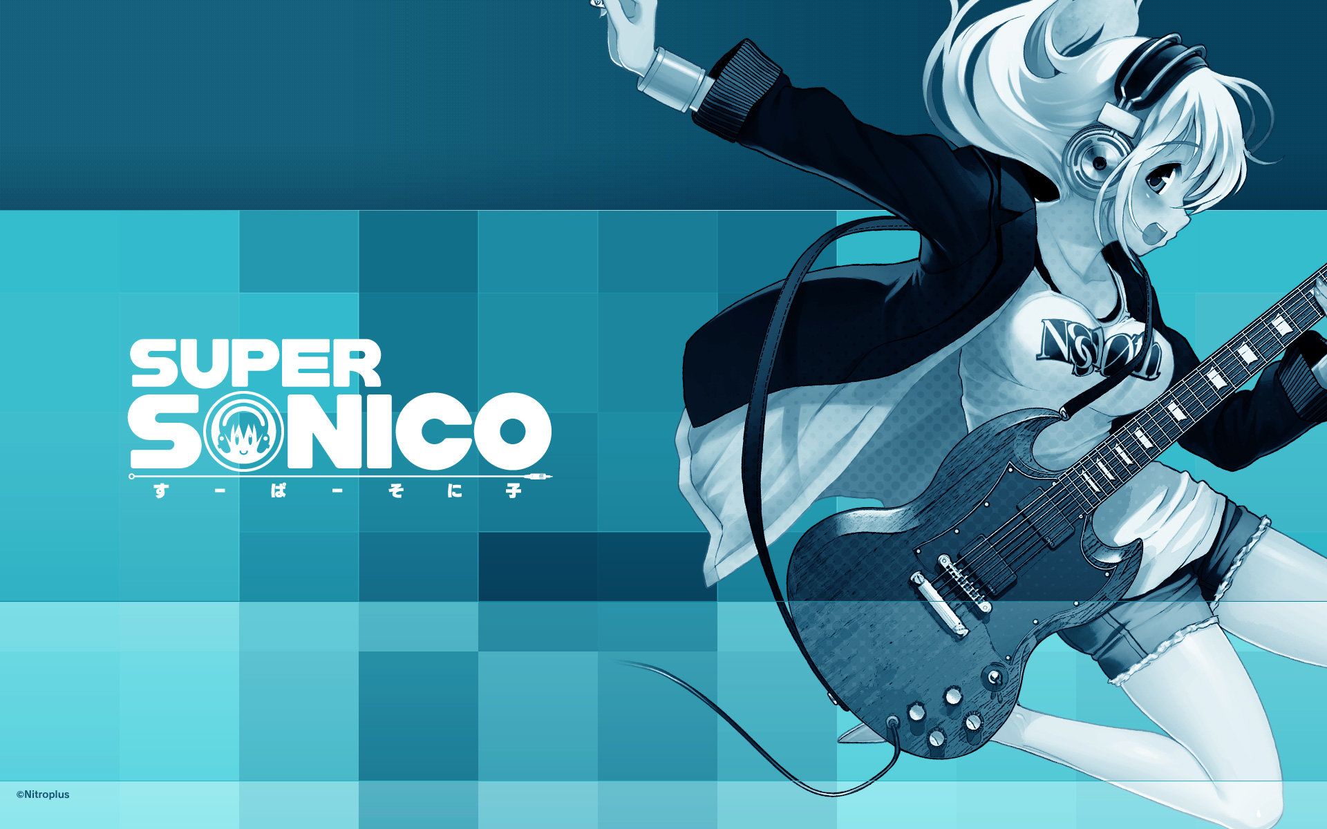 High resolution Super Sonico hd 1920x1200 wallpaper ID:211275 for desktop