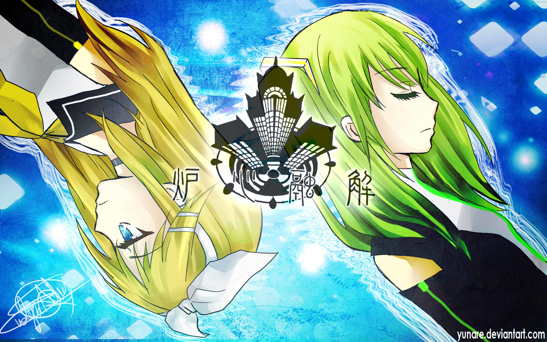 Awesome Vocaloid free background ID:4401 for hd 1920x1200 desktop