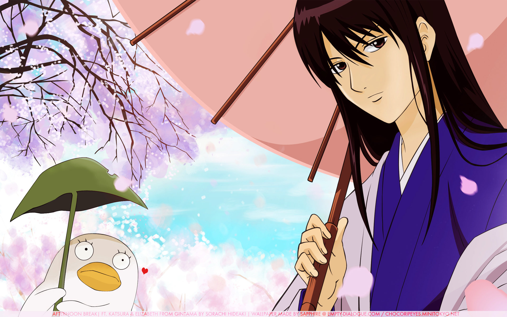 Download hd 1920x1200 Gintama desktop background ID:332183 for free