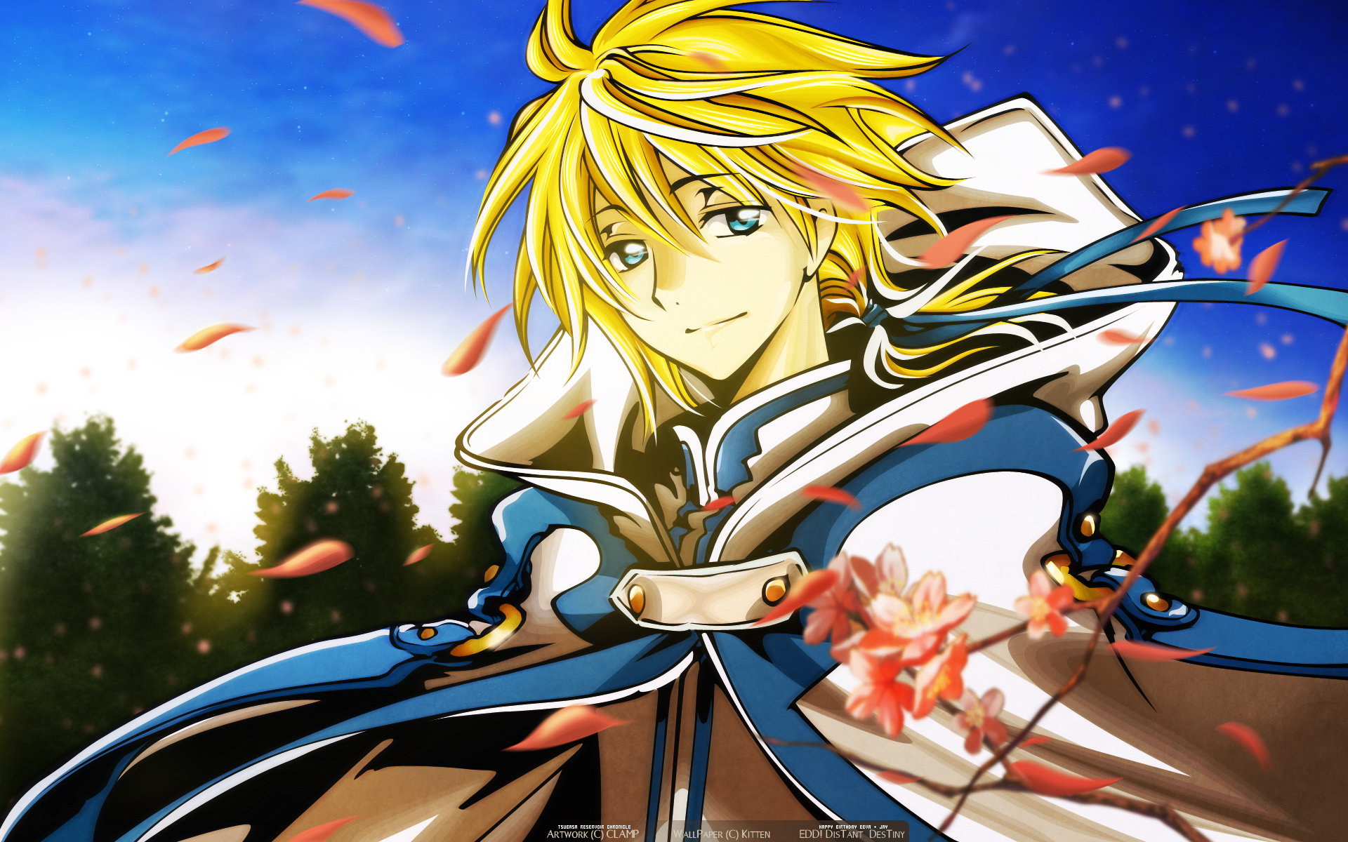 Free download Tsubasa: Reservoir Chronicle wallpaper ID:102881 hd 1920x1200 for PC