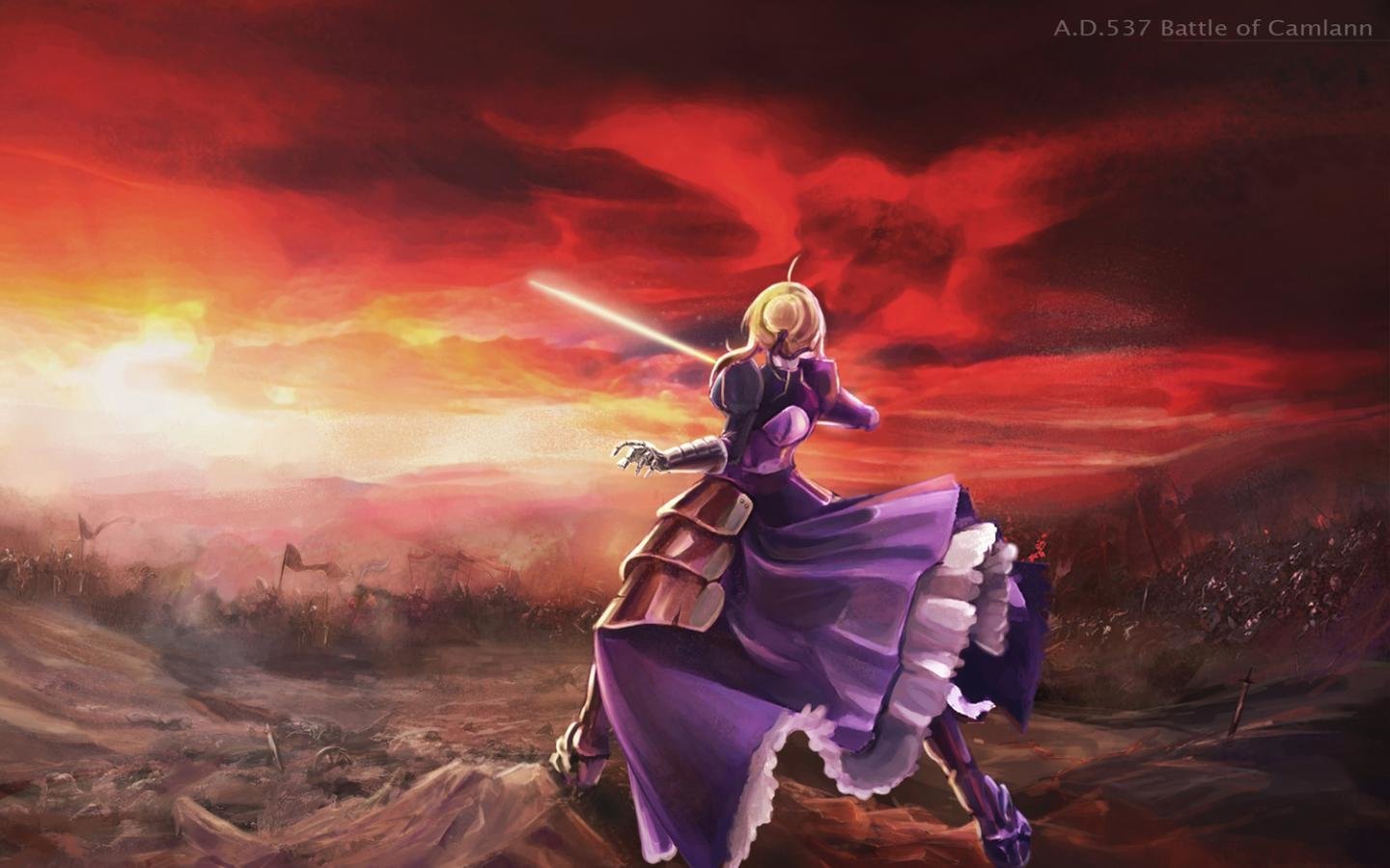 Free Fate/Zero high quality wallpaper ID:87360 for hd 1440x900 desktop