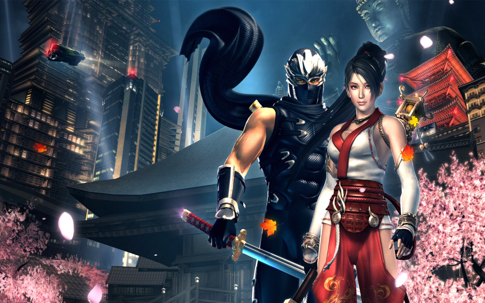 Ninja Gaiden Wallpapers Hd For Desktop Backgrounds