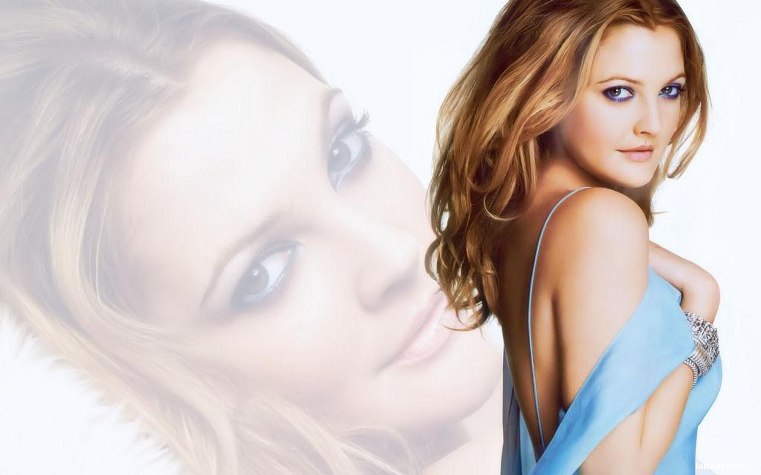 High resolution Drew Barrymore hd 2560x1600 background ID:83638 for desktop