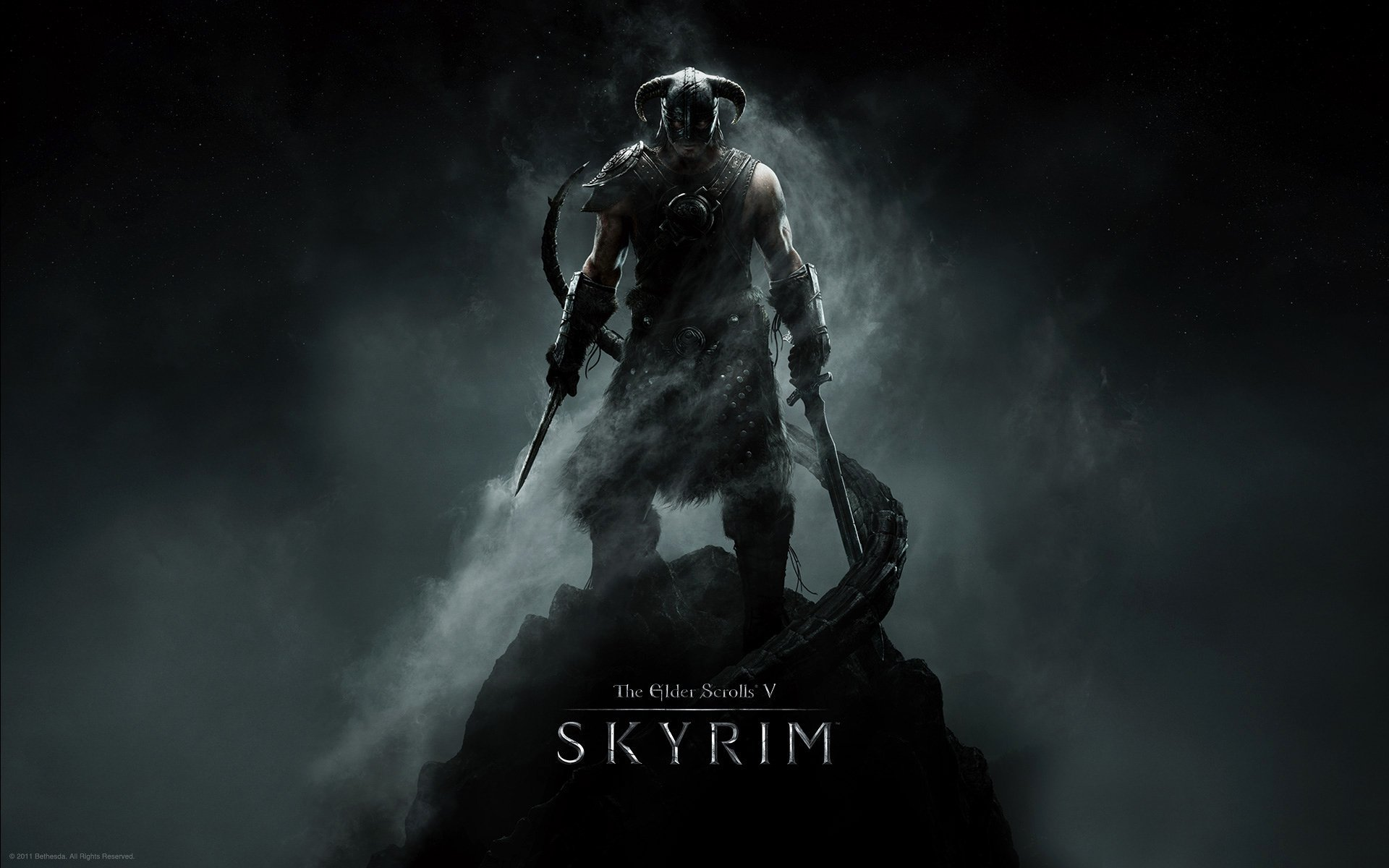 Awesome Skyrim free background ID:119637 for hd 1920x1200 desktop